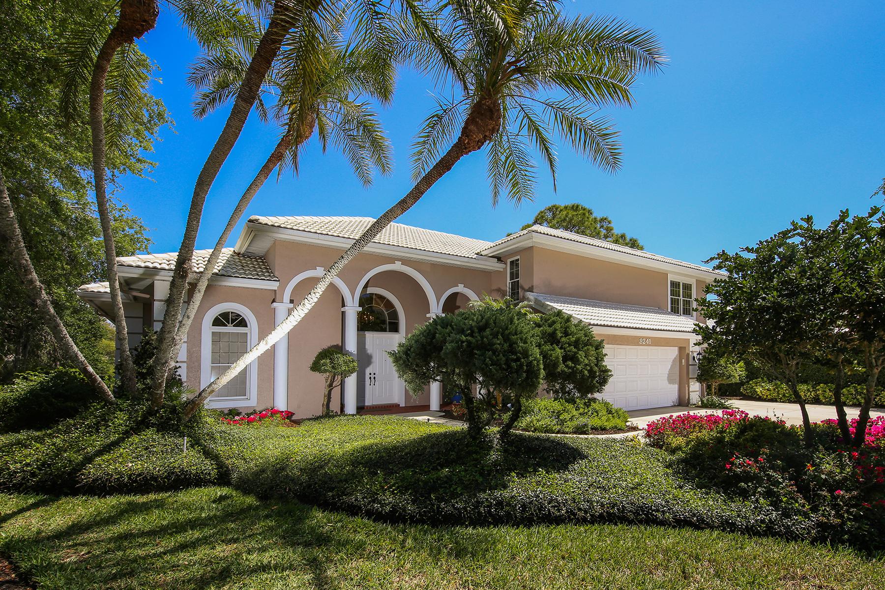 Moradia para Venda às DEER CREEK 8241 Shadow Pine Way Sarasota, Florida, 34238 Estados Unidos