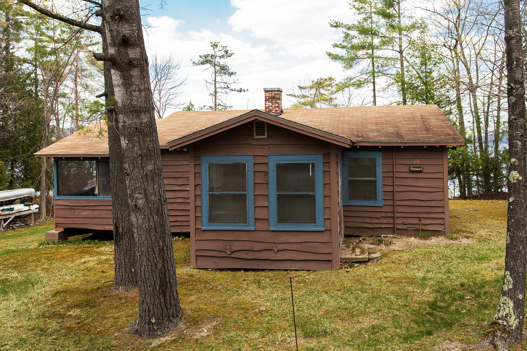 Additional photo for property listing at Waterfront Cottage on Lake George 39  Pine Cove Rd 海牙, 纽约州 12836 美国