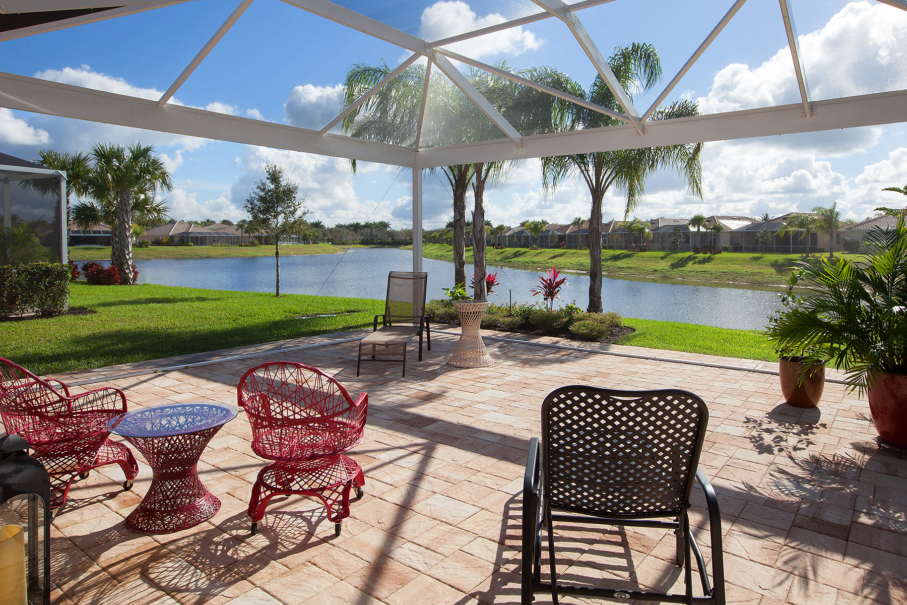 Single Family Home for Sale at Bonita Springs 28061 Quiet Water Way, Bonita Springs, Florida 34135 United States