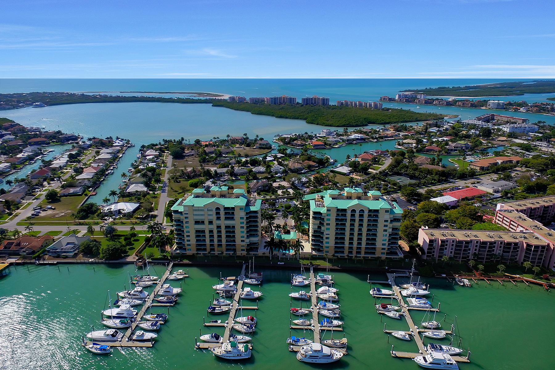 共管式独立产权公寓 为 销售 在 MARCO ISLAND 1079 Bald Eagle Dr PHN-2 马可岛, 佛罗里达州, 34145 美国