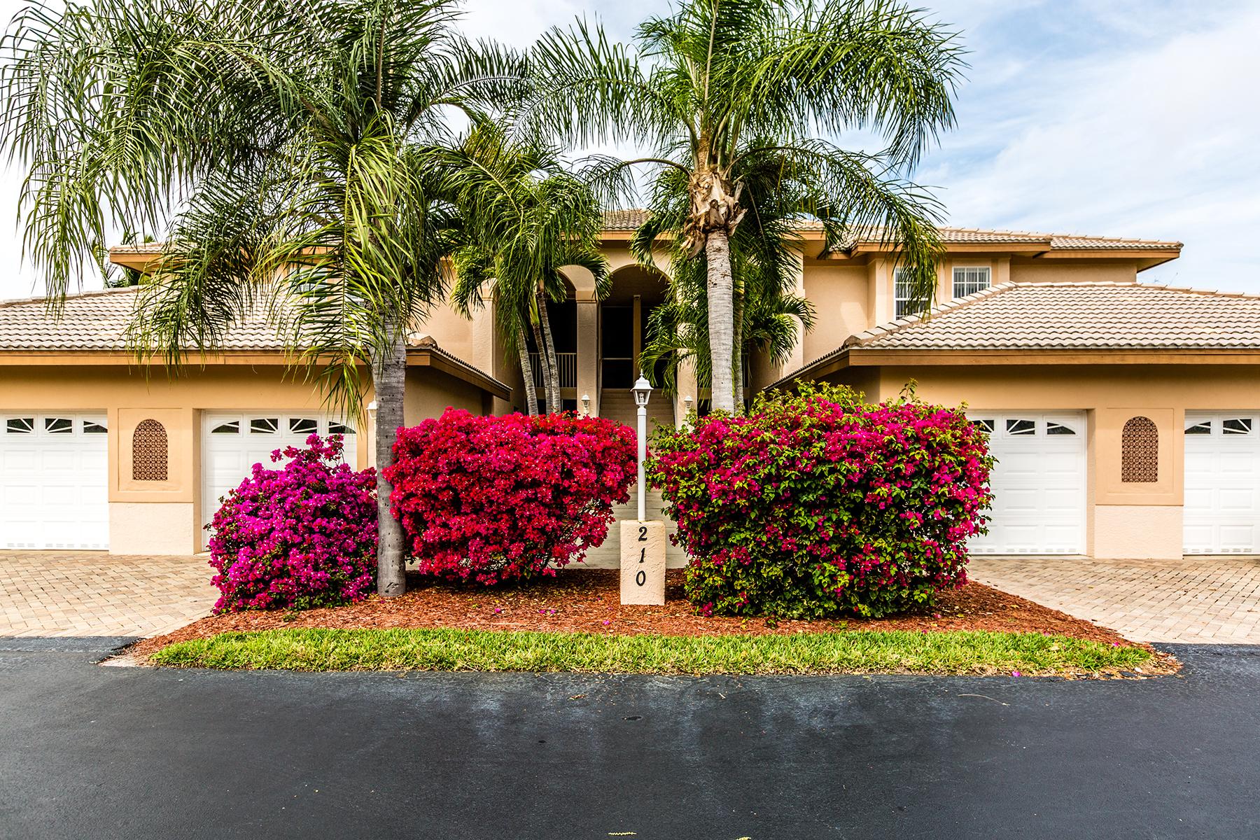 Eigentumswohnung für Verkauf beim MARCO ISLAND 210 Waterway Ct 2-202 Marco Island, Florida, 34145 Vereinigte Staaten