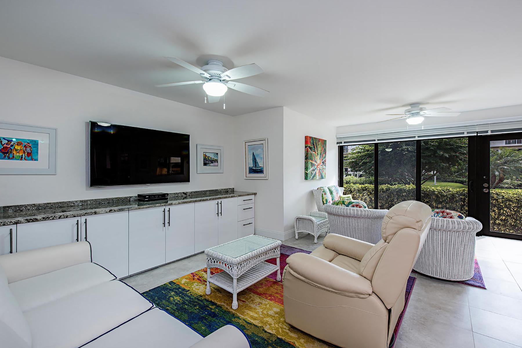 コンドミニアム のために 売買 アット La Maison 3450 Gulf Shore Blvd N 104, Naples, フロリダ, 34103 アメリカ合衆国