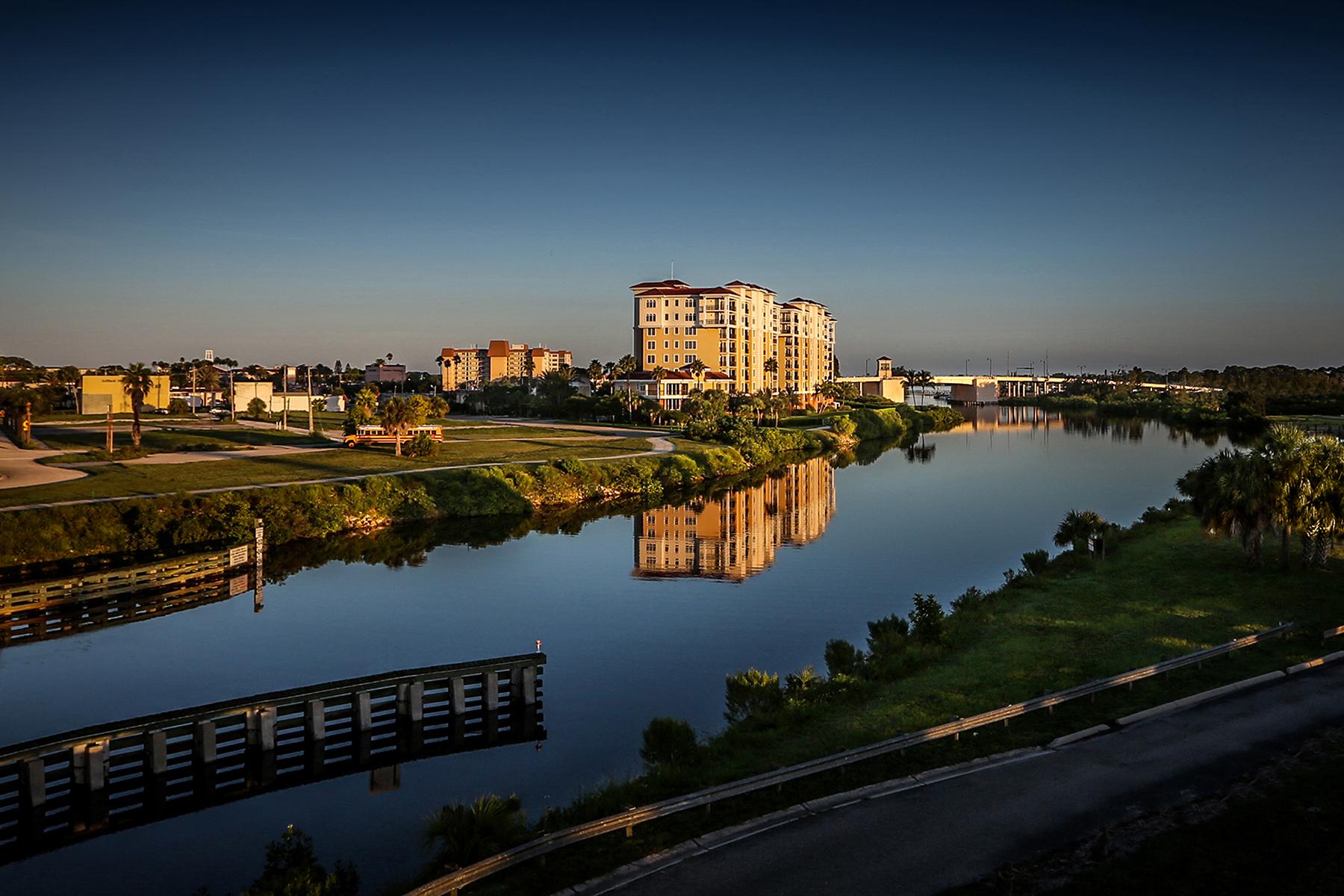 Appartement en copropriété pour l Vente à VENICE 167 Tampa Ave E 713 Venice, Florida, 34285 États-Unis