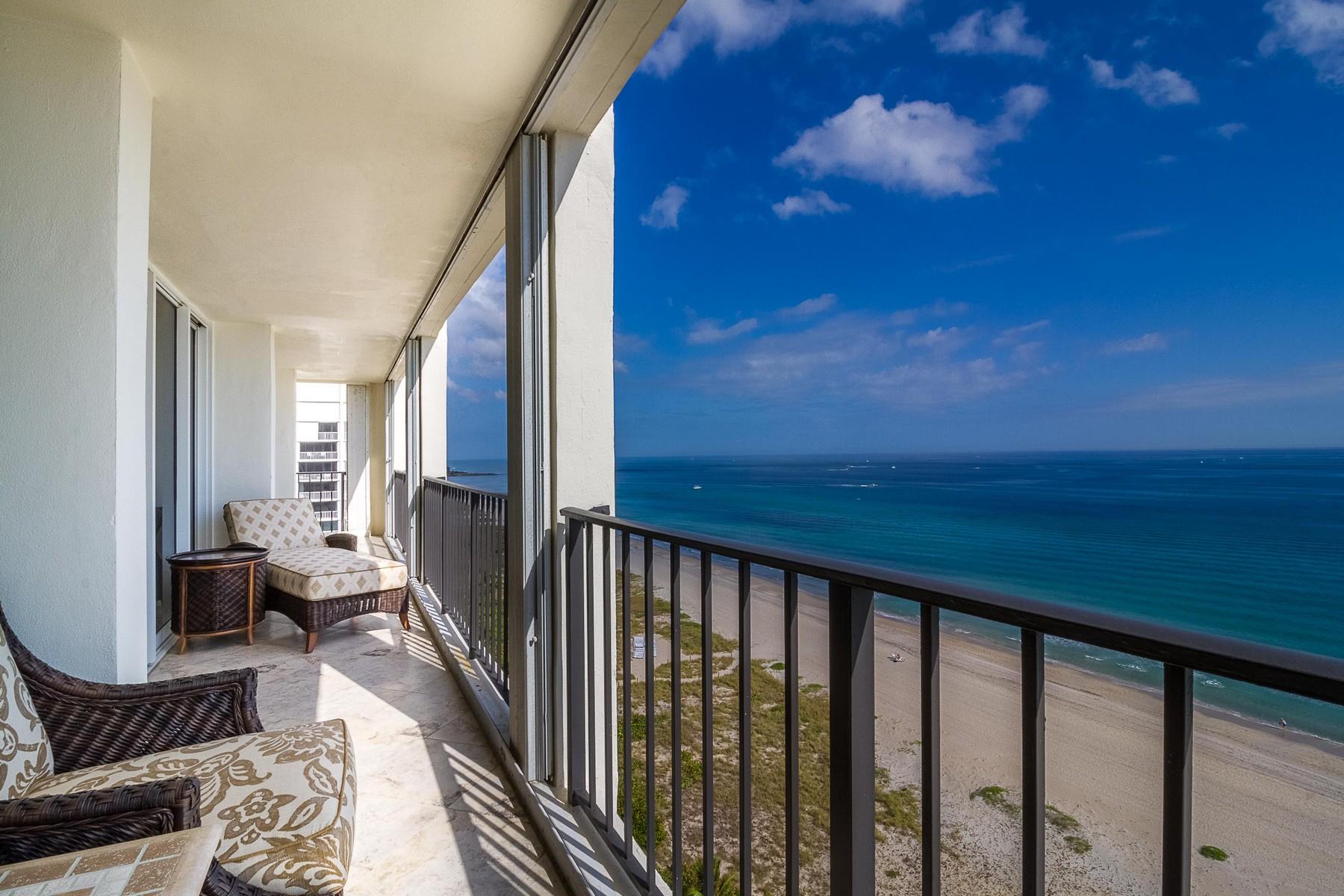 Condominio por un Venta en 2800 S Ocean Blvd , 14a, Boca Raton, FL 33432 2800 S Ocean Blvd 14a Boca Raton, Florida, 33432 Estados Unidos