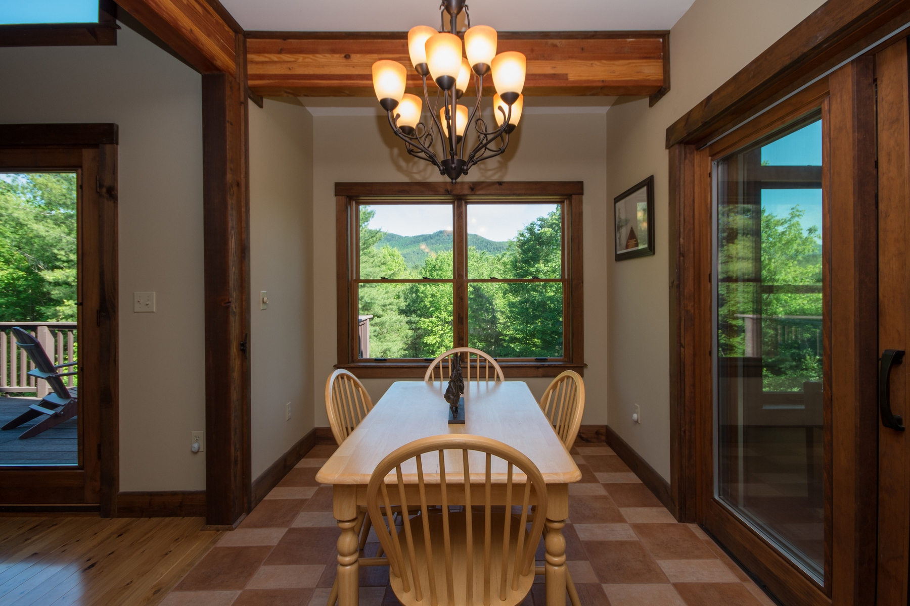 Additional photo for property listing at Custom Adirondack Country Retreat 498  Stickney Bridge Rd Jay, New York 12941 Vereinigte Staaten