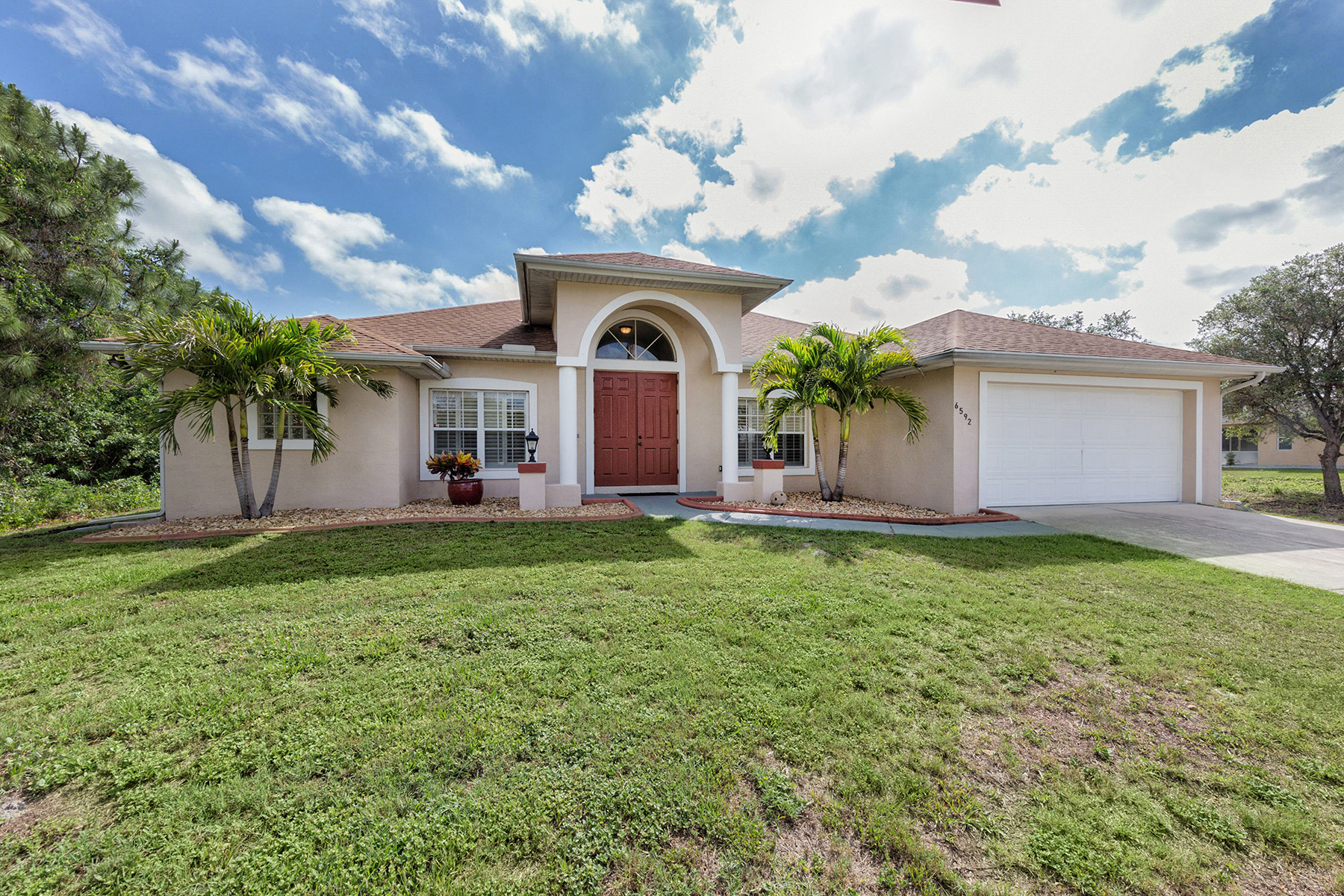 Single Family Home for Sale at NORTH PORT 6592 Glacier Ave North Port, Florida 34291 United States