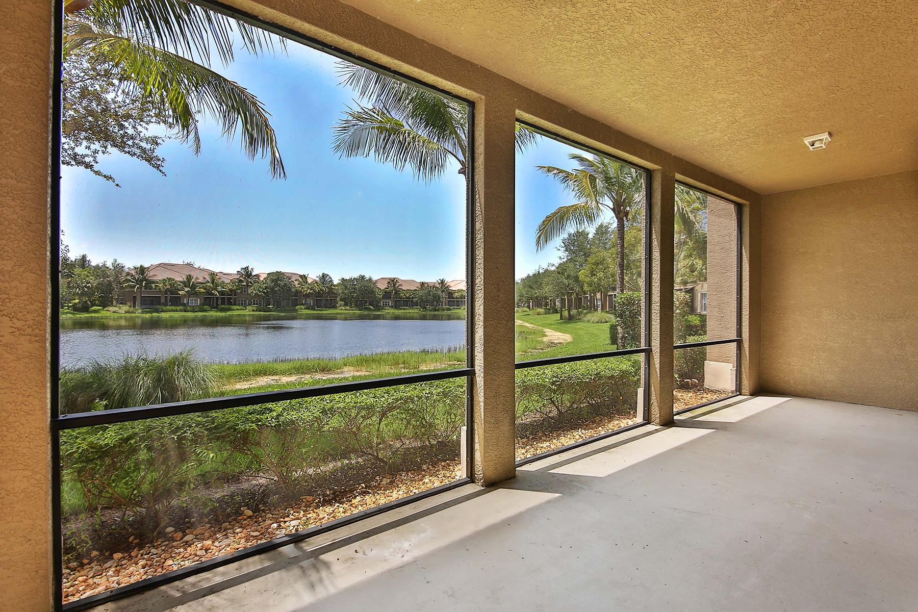 共管式独立产权公寓 为 销售 在 FIDDLERS CREEK 9218 Corfu Ct 103, 那不勒斯, 佛罗里达州, 34114 美国