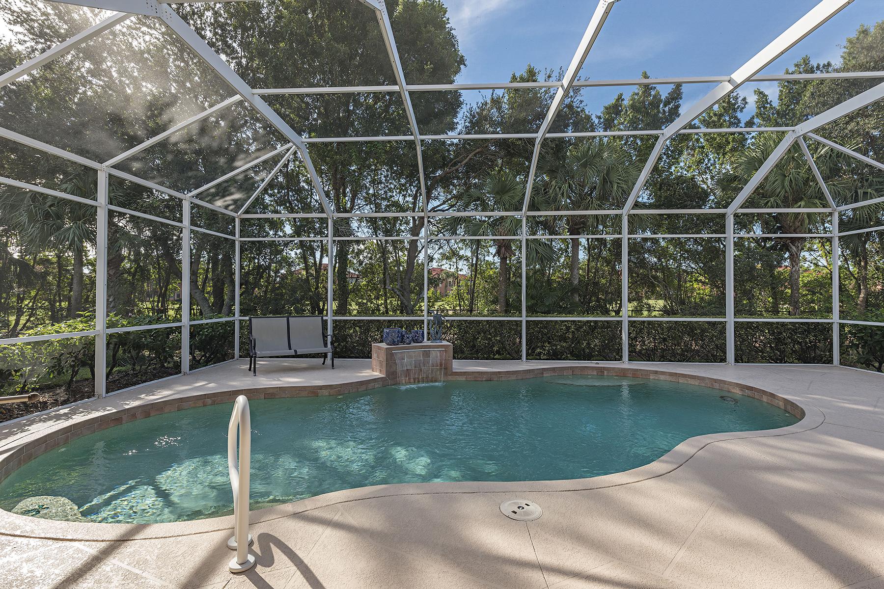 獨棟家庭住宅 為 出售 在 CARLTON LAKES 6219 Ashwood Ln Naples, 佛羅里達州, 34110 美國