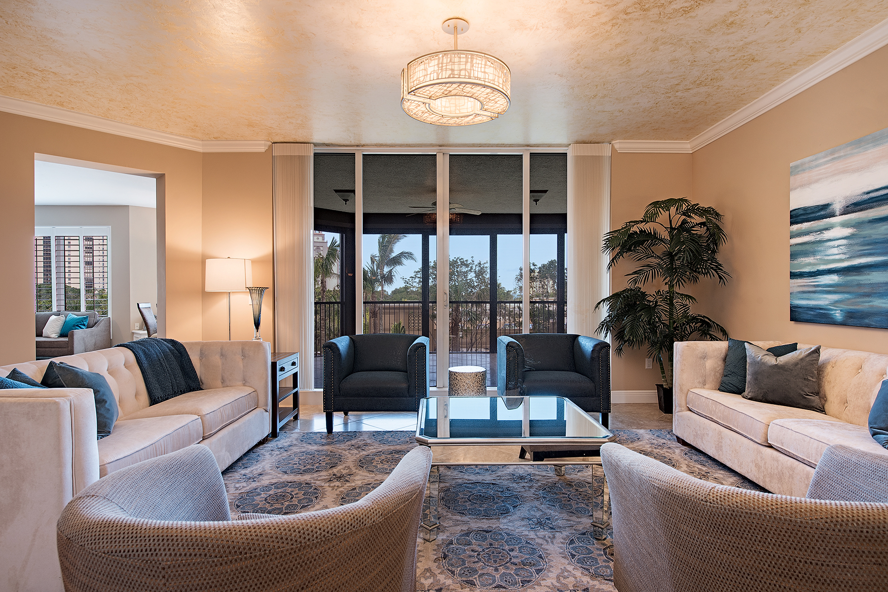 Condominium for Sale at PELICAN BAY - TRIESTE @ BAY COLONY 8787 Bay Colony Dr 306, Naples, Florida, 34108 United States