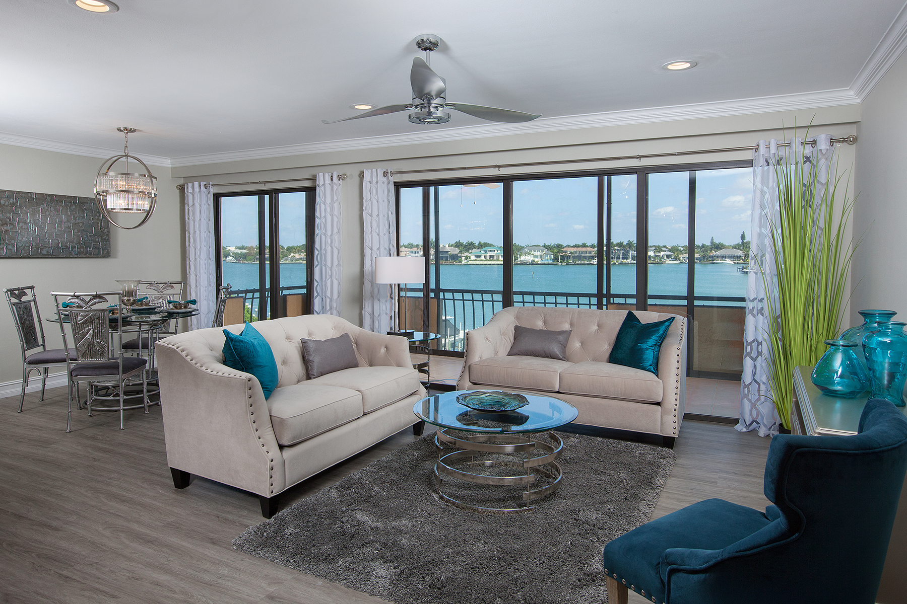 Condominium for Sale at MOORINGS - MADRID CLUB 3430 Gulf Shore Blvd N 3C Naples, Florida, 34103 United States