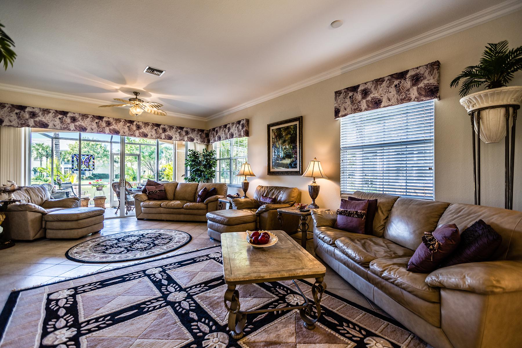 多棟聯建住宅 為 出售 在 Fiddlers Creek 4545 Cardinal Cove Ln 11 Naples, 佛羅里達州, 34114 美國