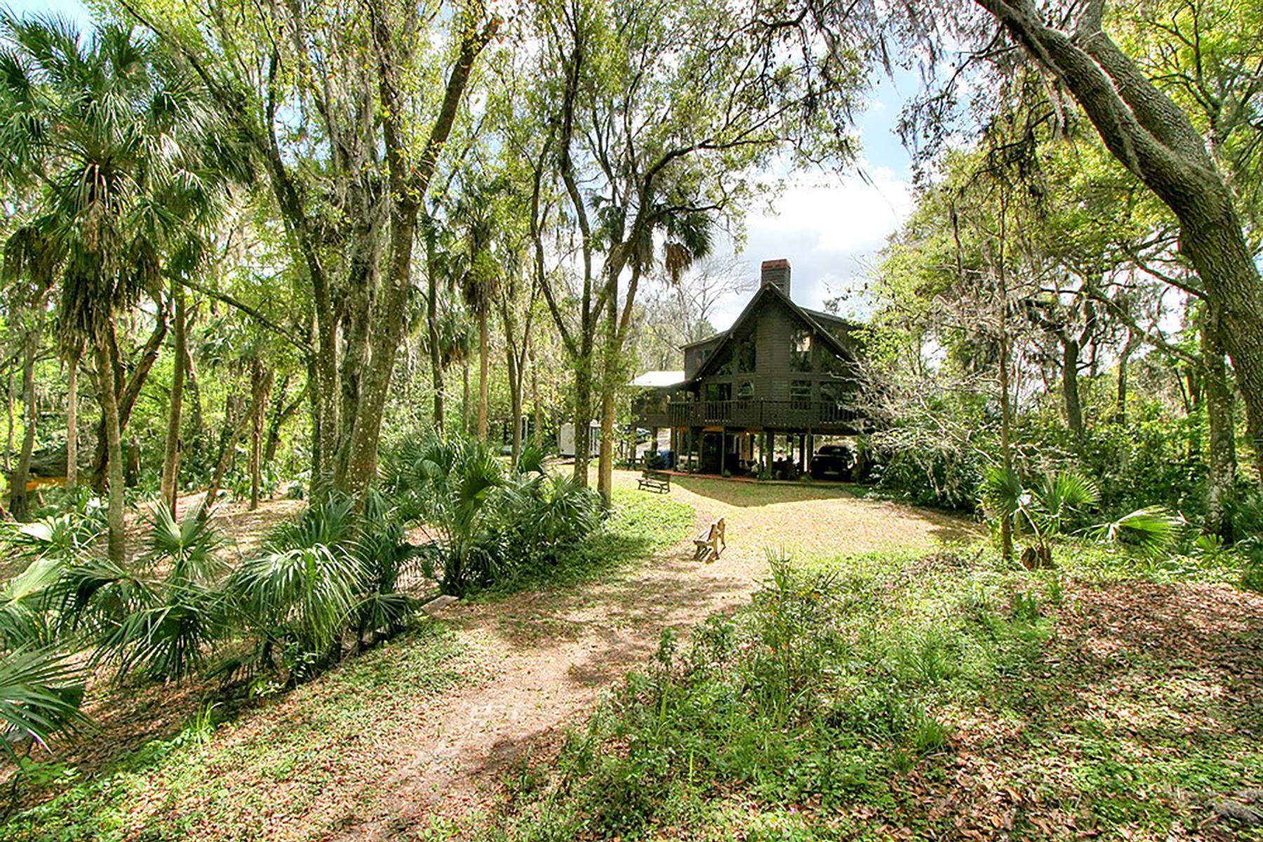 Casa Unifamiliar por un Venta en 3322 Powerline Rd , Lithia, FL 33547 3322 Powerline Rd Lithia, Florida, 33547 Estados Unidos