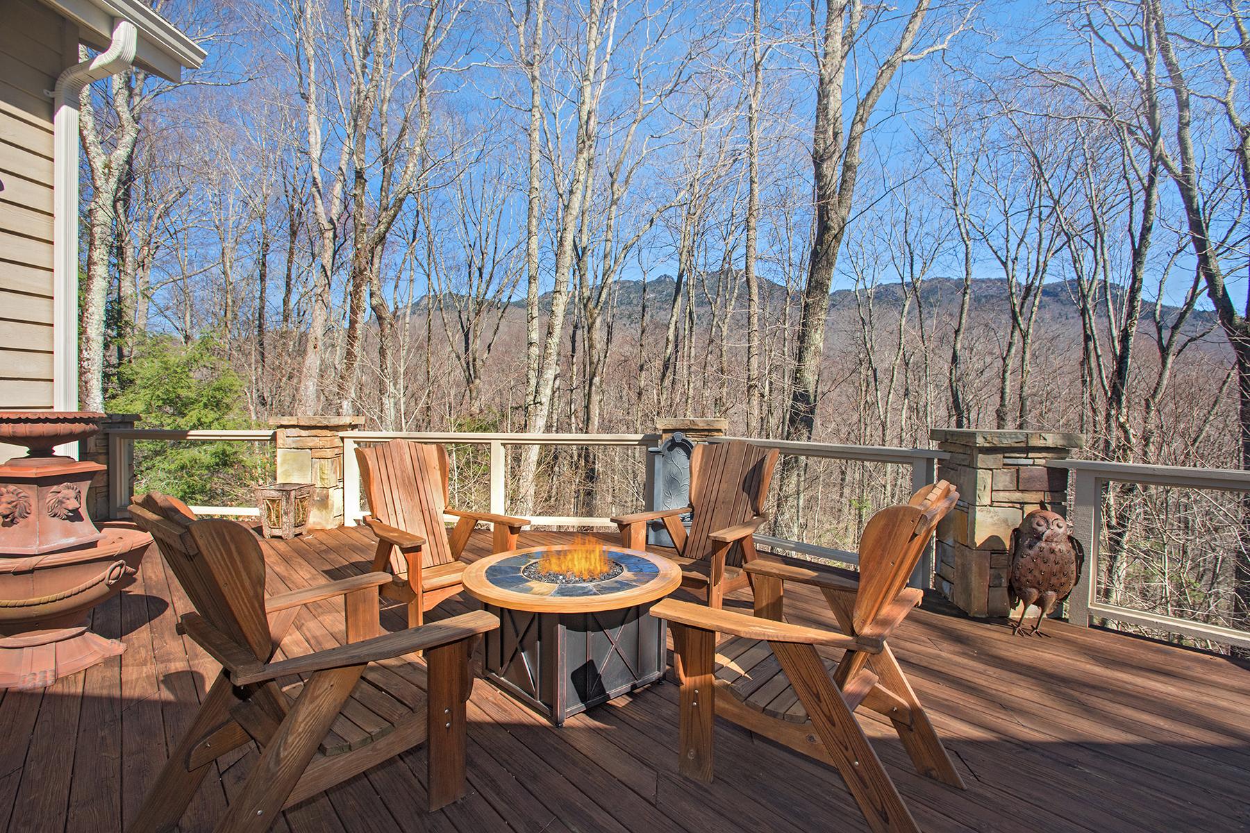 Maison unifamiliale pour l Vente à LINVILLE - LINVILLE RIDGE 1128 Vista Way Linville, Carolina Du Nord, 28646 États-Unis