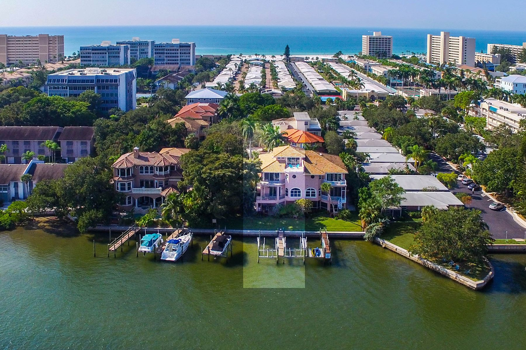 Condominium for Sale at SIESTA KEY 1245 Derby Ln A Sarasota, Florida, 34242 United States