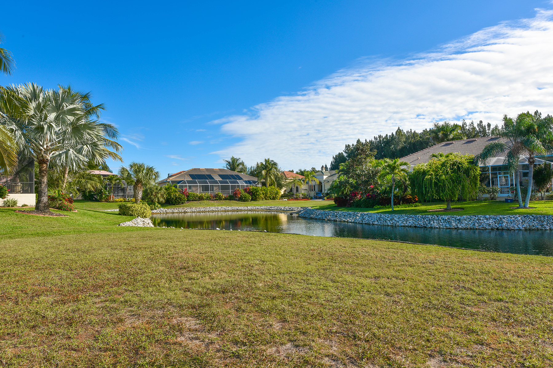 Terreno por un Venta en HARBOUR LANDINGS ESTATES 4011 Commodore Blvd 57 Cortez, Florida, 34215 Estados Unidos
