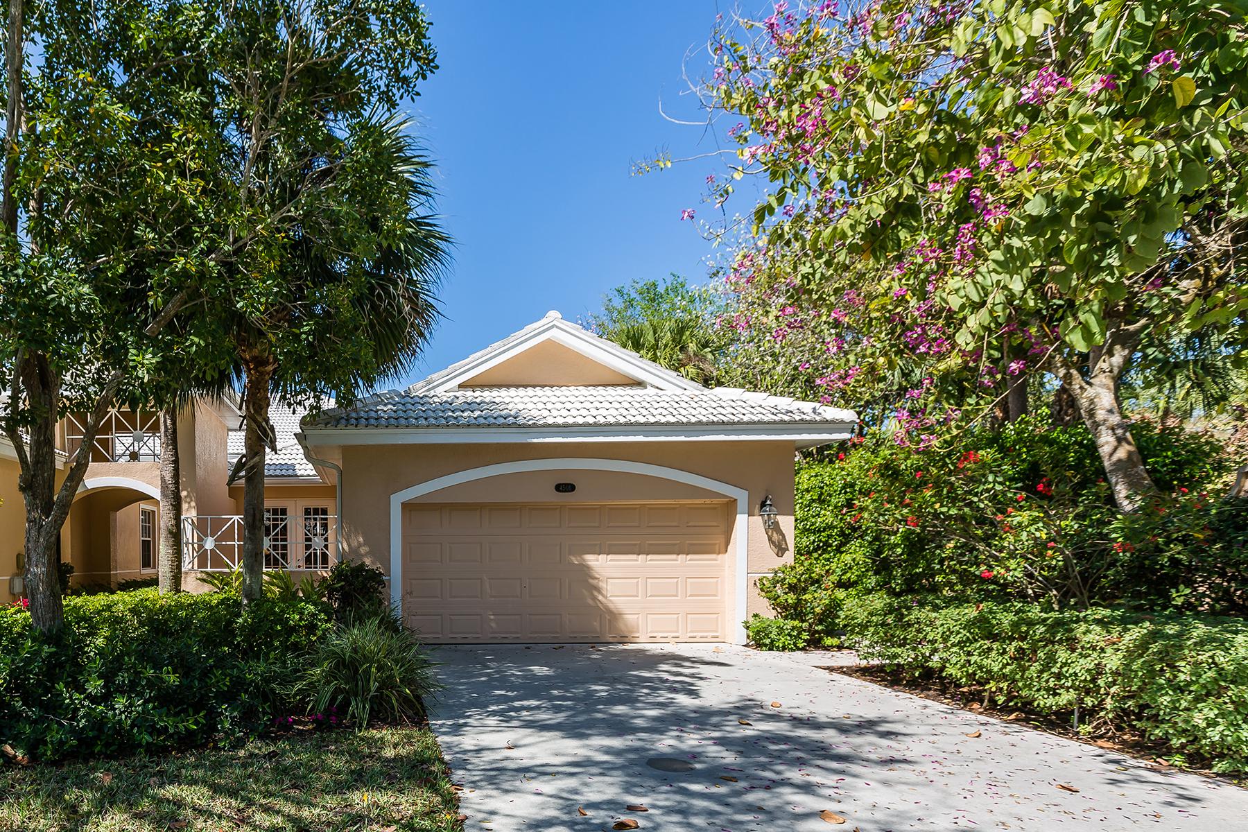Частный односемейный дом для того Продажа на FIDDLERS CREEK 4501 Cardinal Cove Ln Naples, Флорида, 34114 Соединенные Штаты