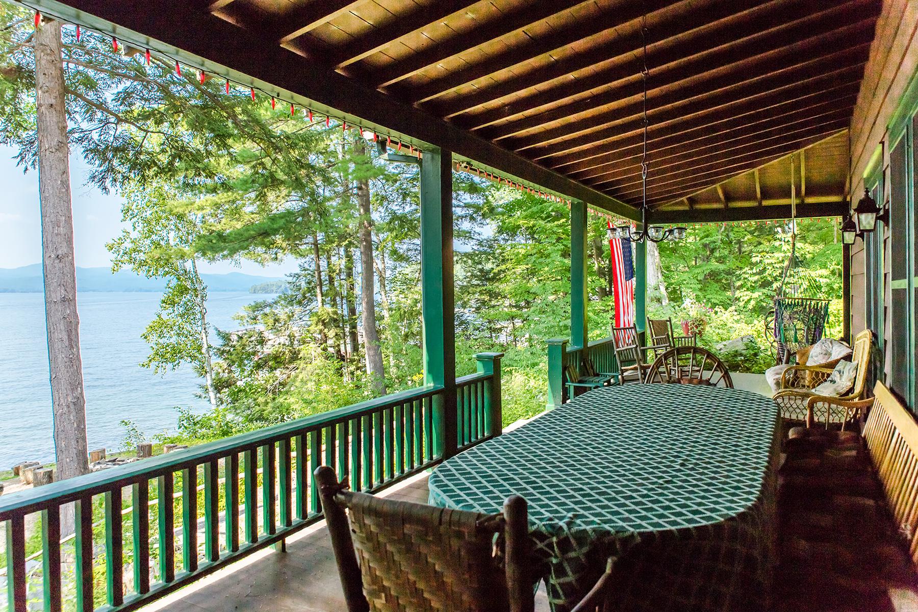Additional photo for property listing at Tapawingo - Lake George Waterfront 32  Bean Rd Kattskill Bay, 纽约州 12844 美国