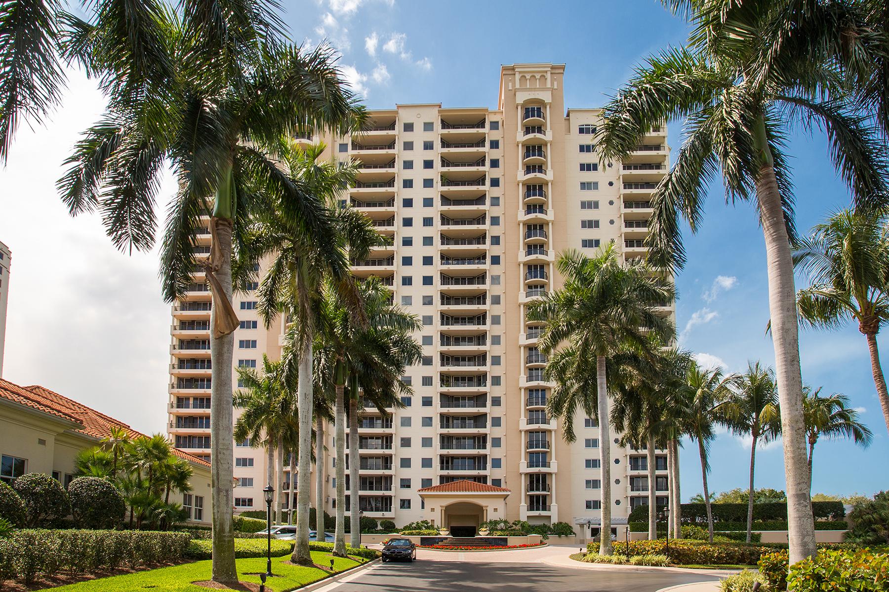 Condominium for Sale at PELICAN BAY - MARBELLA 7425 Pelican Bay Blvd 203 Naples, Florida, 34108 United States