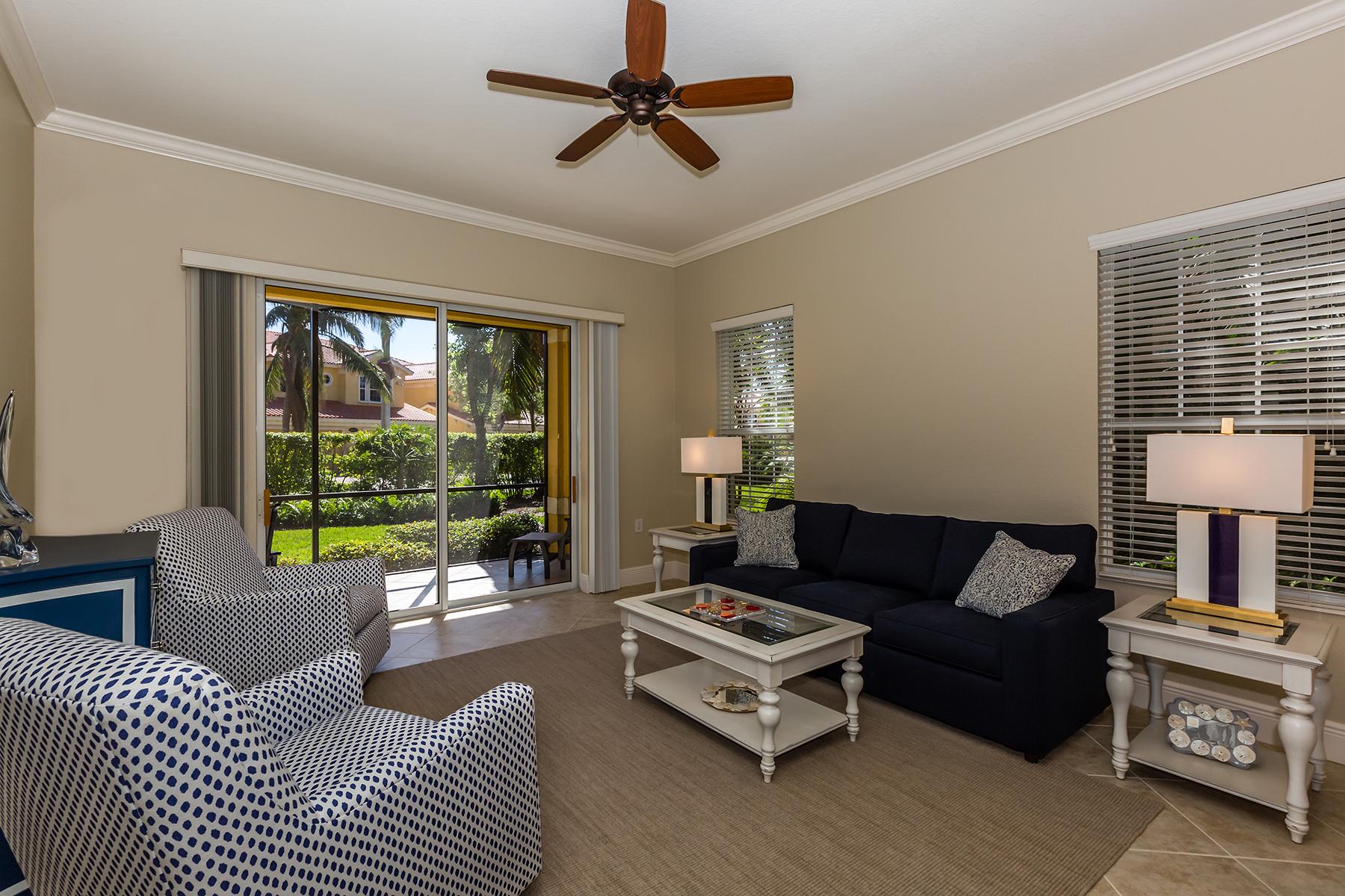 Eigentumswohnung für Verkauf beim FIDDLERS CREEK 9083 Cascada Way 102, Naples, Florida, 34114 Vereinigte Staaten