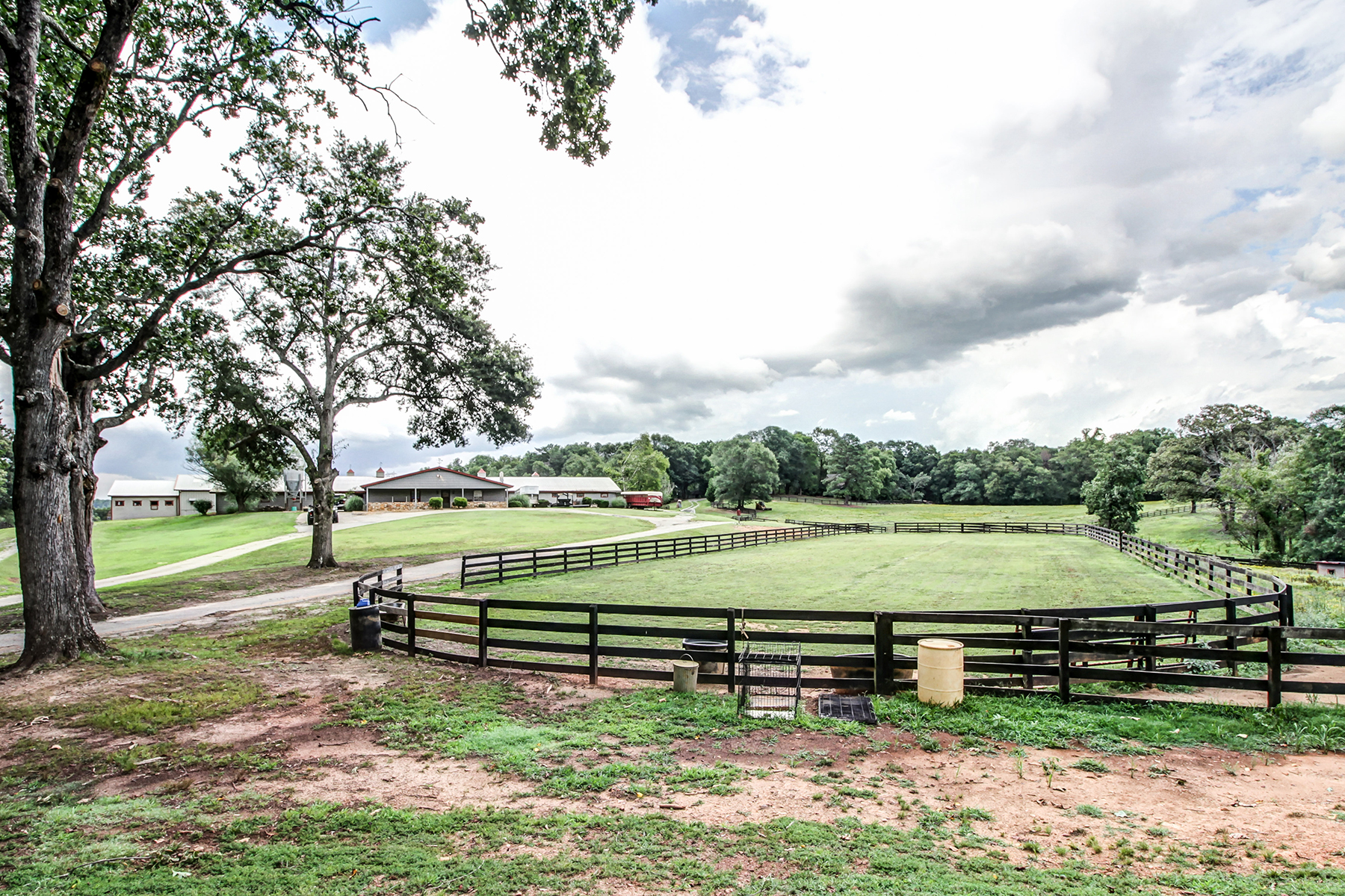 Single Family Home for Sale at UNIQUE EQUESTRIAN ESTATE 151 Lake Hill Farm Rd, Mooresboro, North Carolina 28114 United States