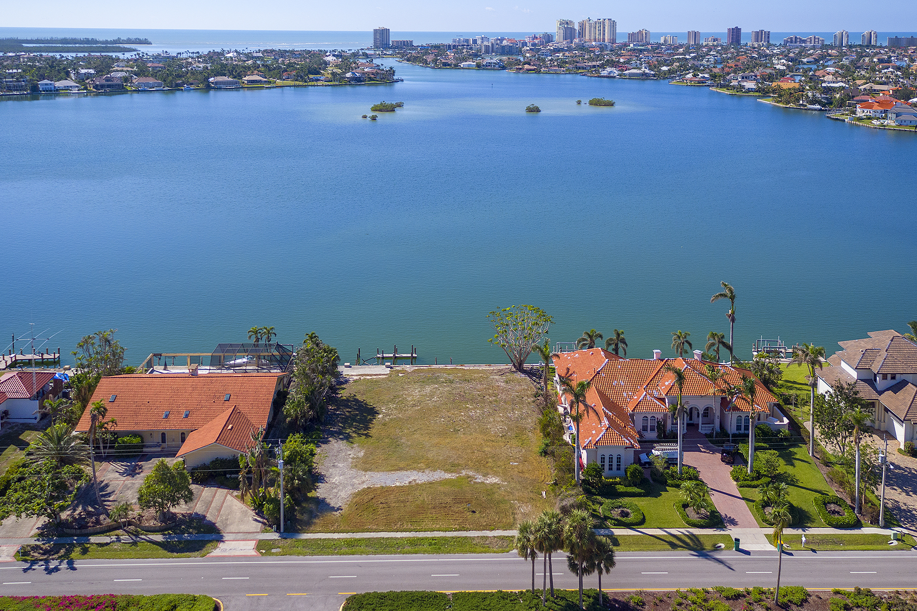 Land for Sale at MARCO ISLAND 580 Barfield Dr S, Marco Island, Florida, 34145 United States