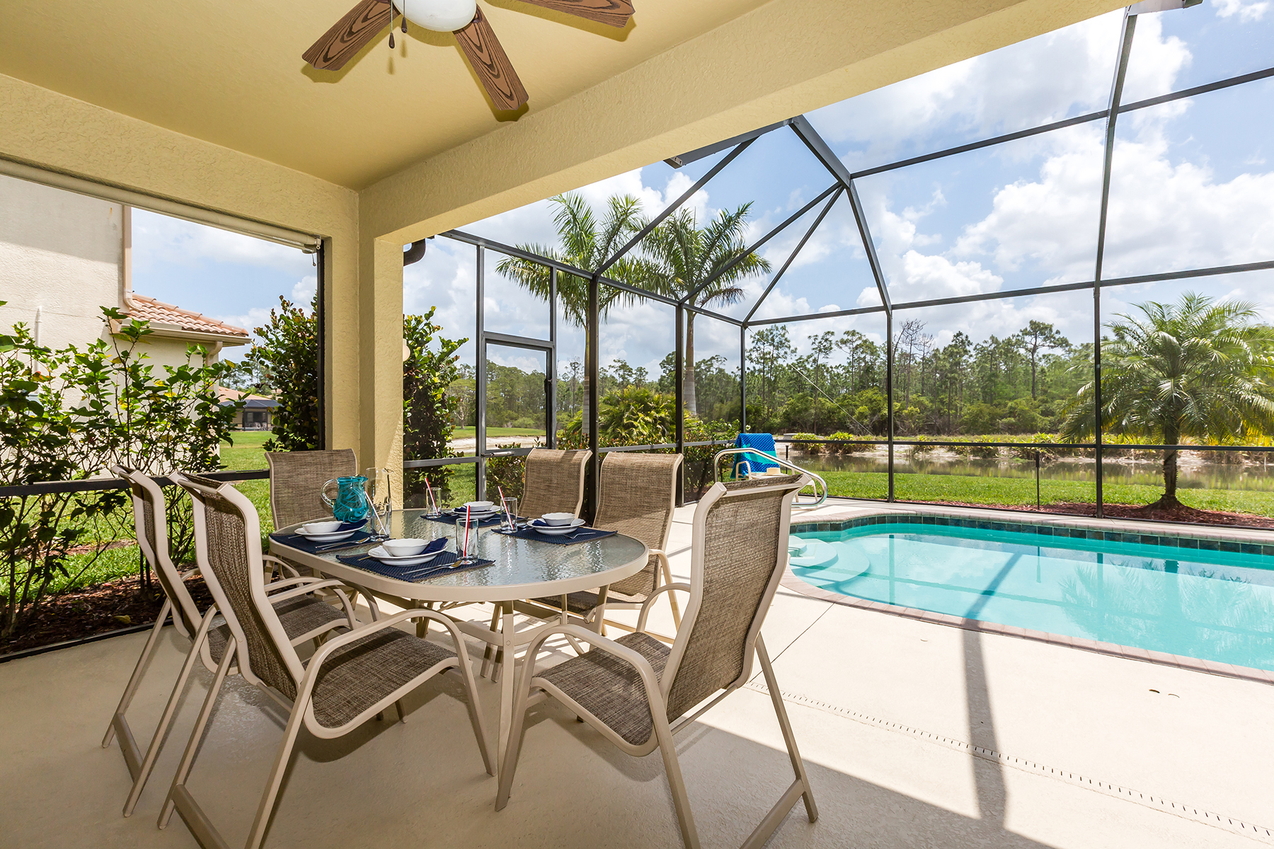 Additional photo for property listing at BELLA TERRA 20765  Torre Del Lago St,  Estero, Florida 33928 United States