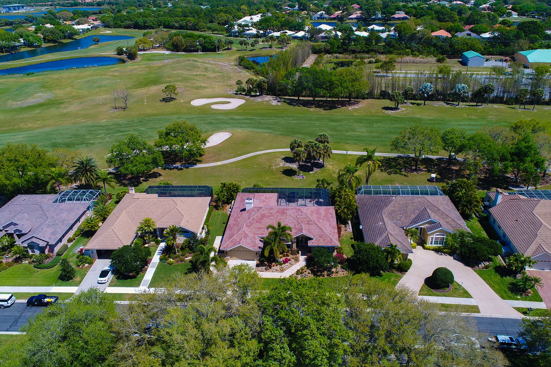 sales property at THE VENICE GOLF & COUNTRY CLUB