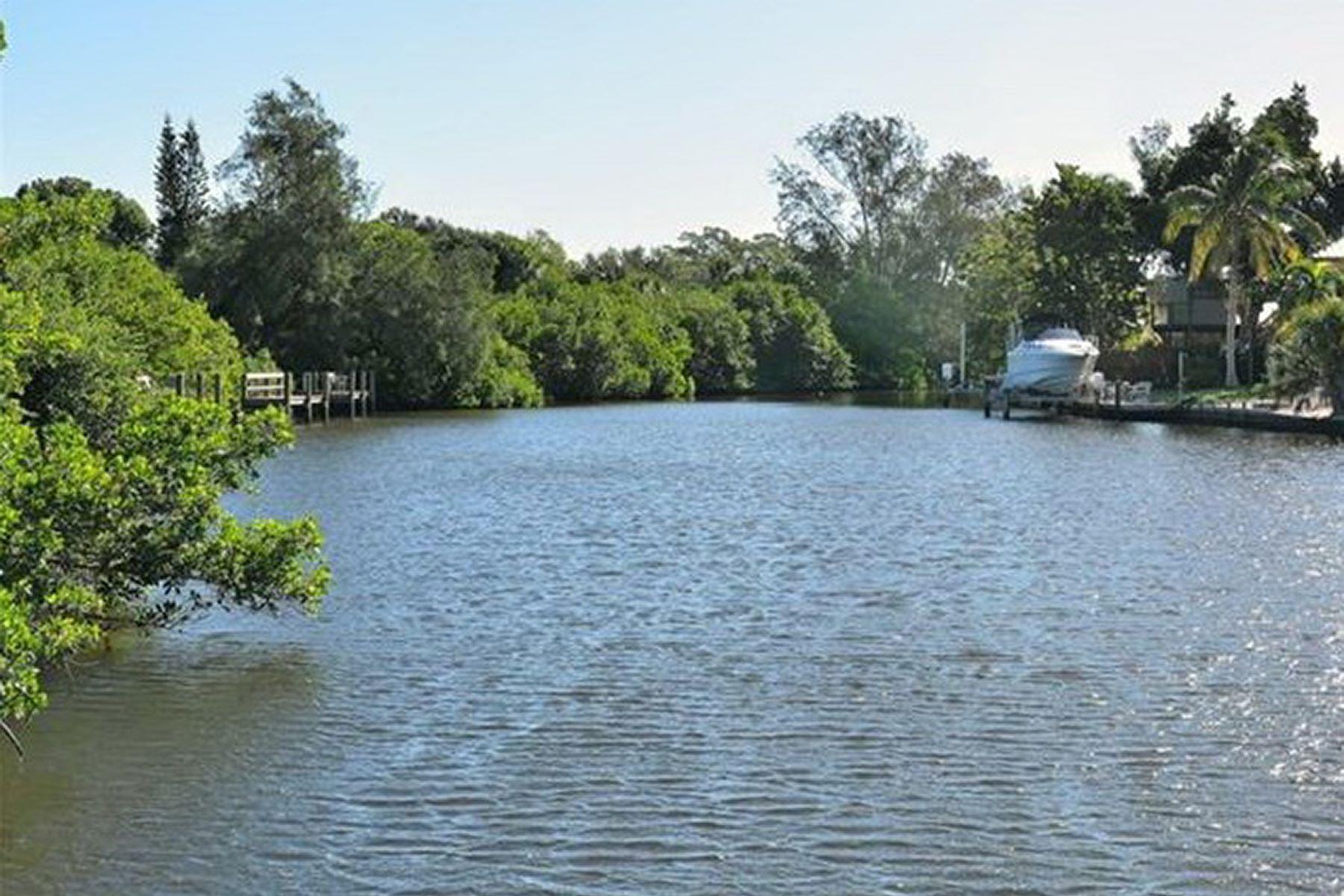 토지 용 매매 에 SIESTA KEY 539 Avenida Del Norte 4, Sarasota, 플로리다, 34242 미국