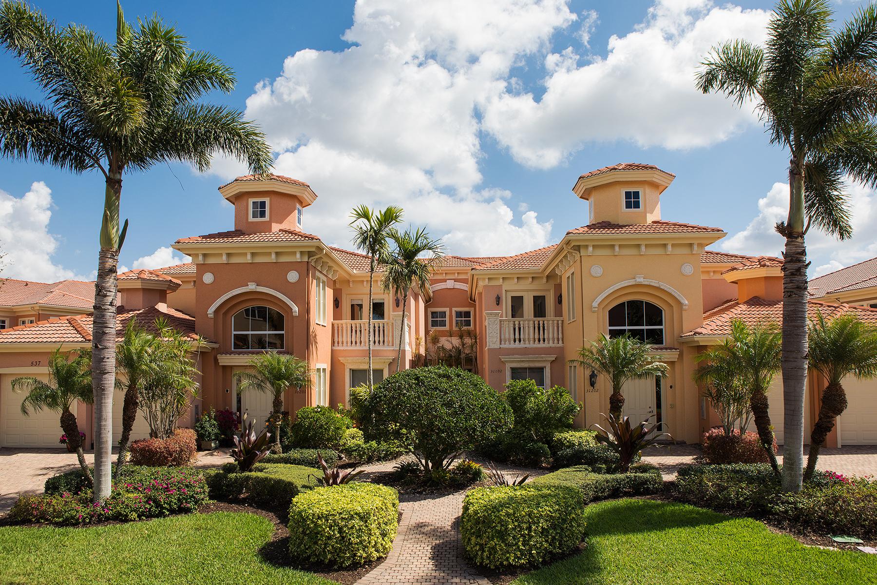 Condominium for Sale at VINEYARDS - AVELLINO ISLES 537 Avellino Isles Cir 31201, Vineyards, Naples, Florida, 34119 United States