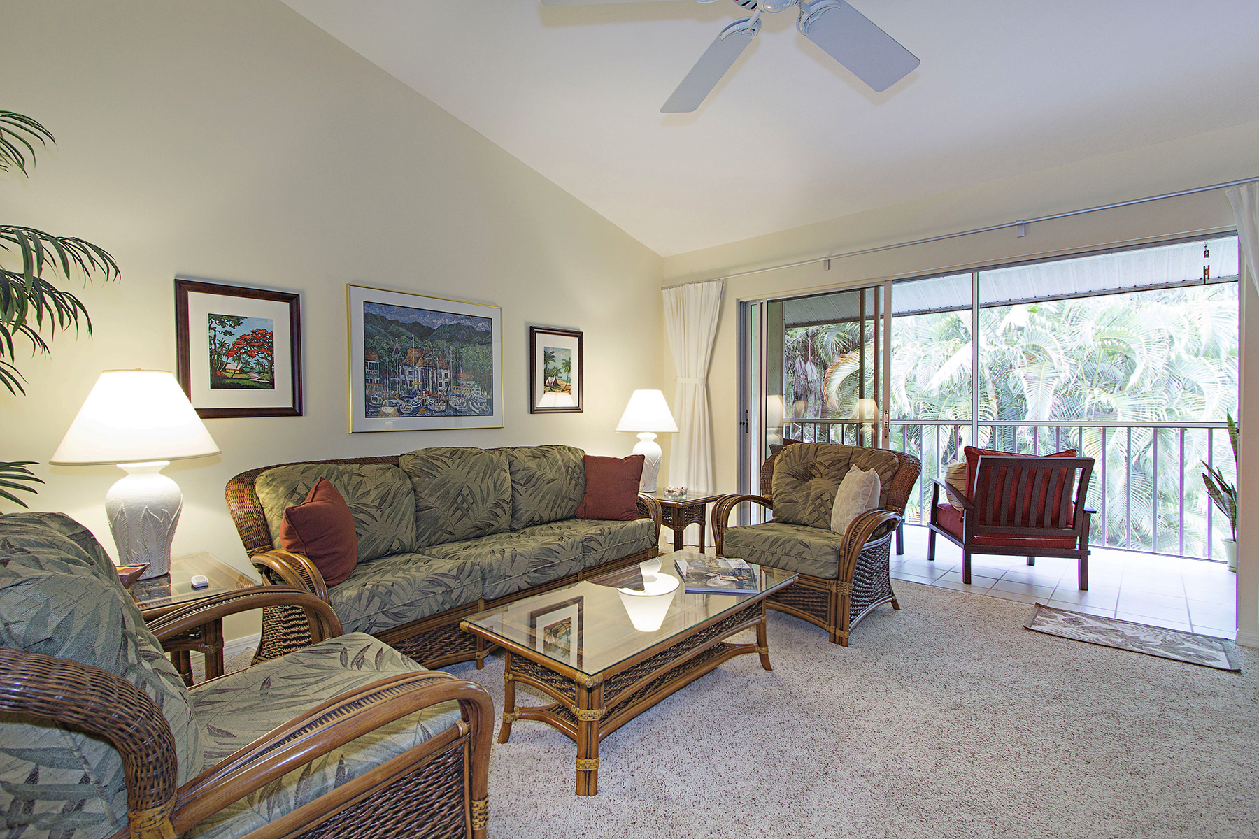 Condominium for Sale at WOODMERE RACQUET CLUB 3531 County Barn Rd C202, Naples, Florida 34112 United States