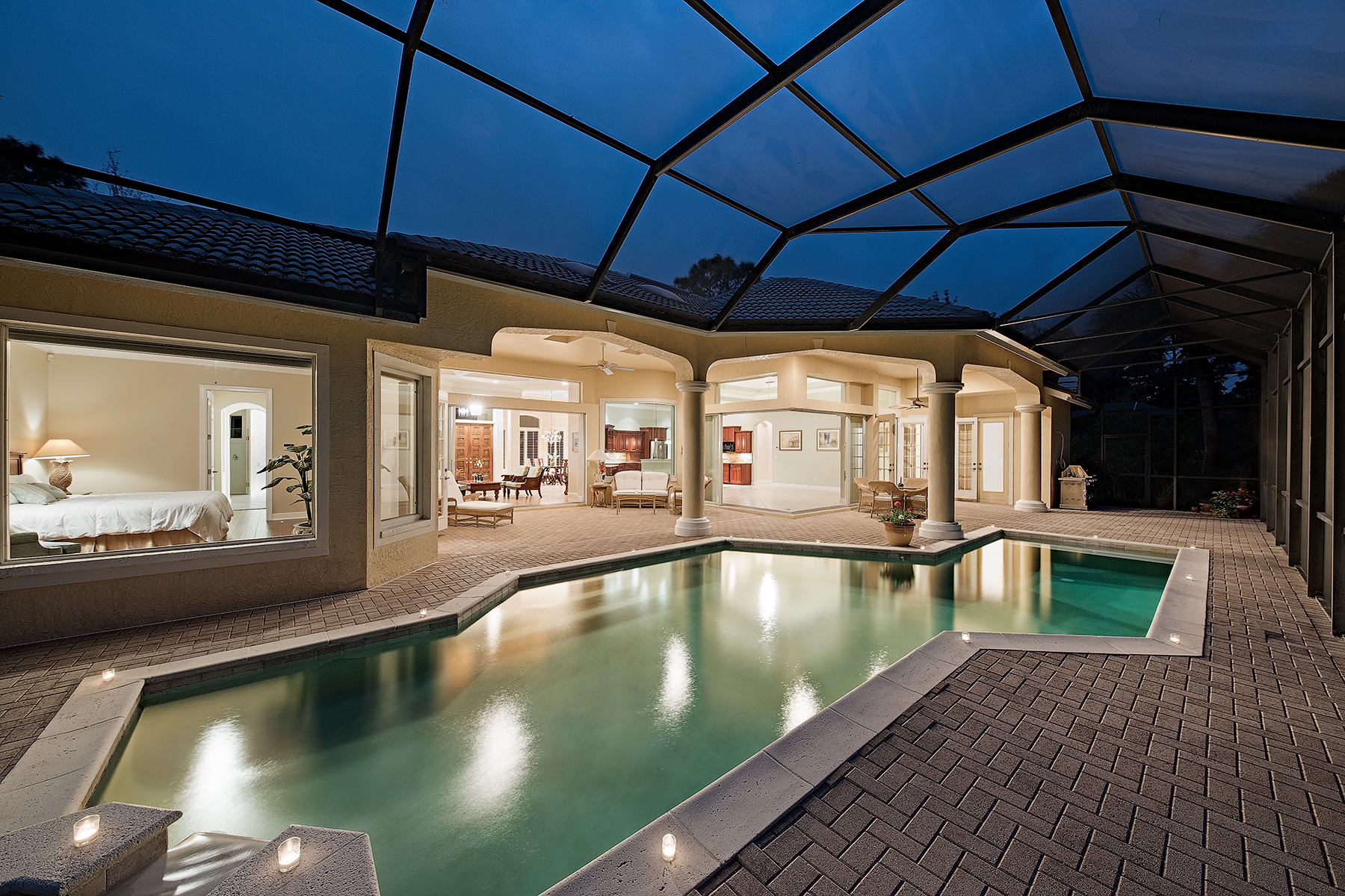 Single Family Home for Sale at COLLIERS RESERVE 850 Barcarmil Way, Naples, Florida 34110 United States