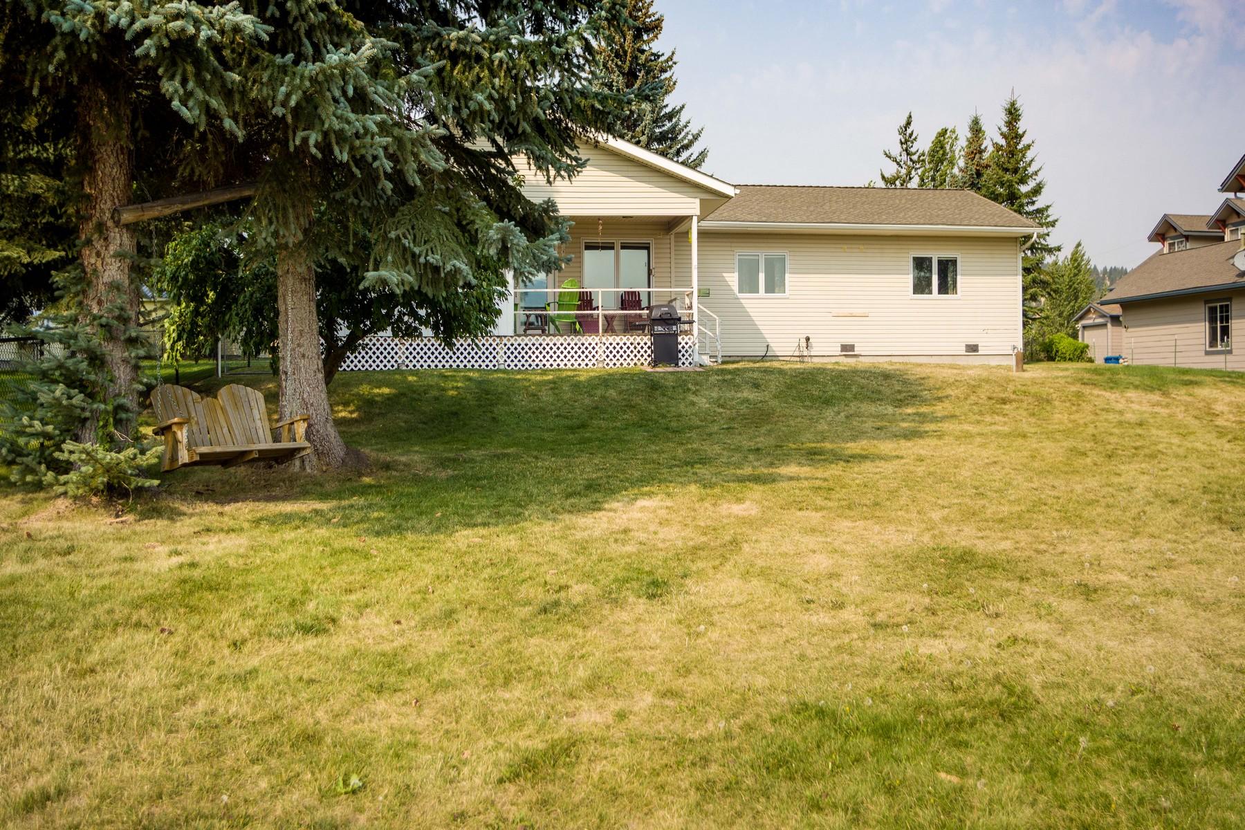 واحد منزل الأسرة للـ Sale في 28284 Skipping Rock Ln , Big Arm, MT 59910 28284 Skipping Rock Ln, Big Arm, Montana, 59910 United States
