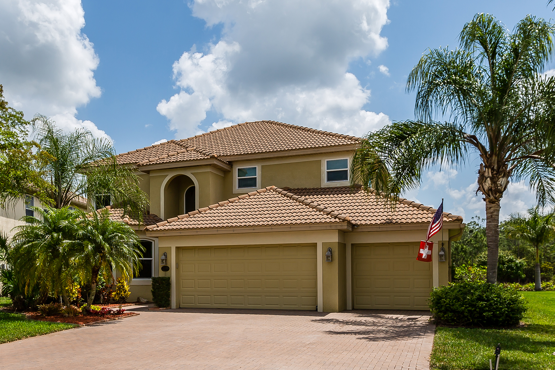 Single Family Home for Sale at BELLA TERRA 20765 Torre Del Lago St Estero, Florida 33928 United States