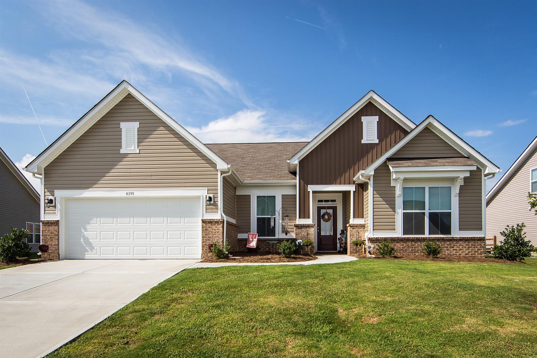 Single Family Home for Sale at VILLAGES OF DENVER 6191 Canyon Trl, Denver, North Carolina 28037 United States