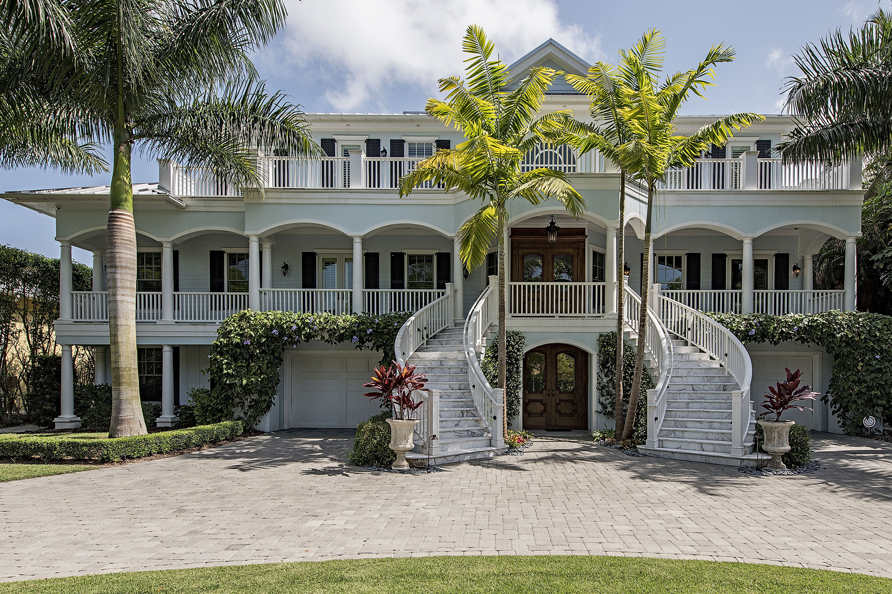 Single Family Home for Rent at OLD NAPLES 140 3rd Ave S, Naples, Florida 34102 United States