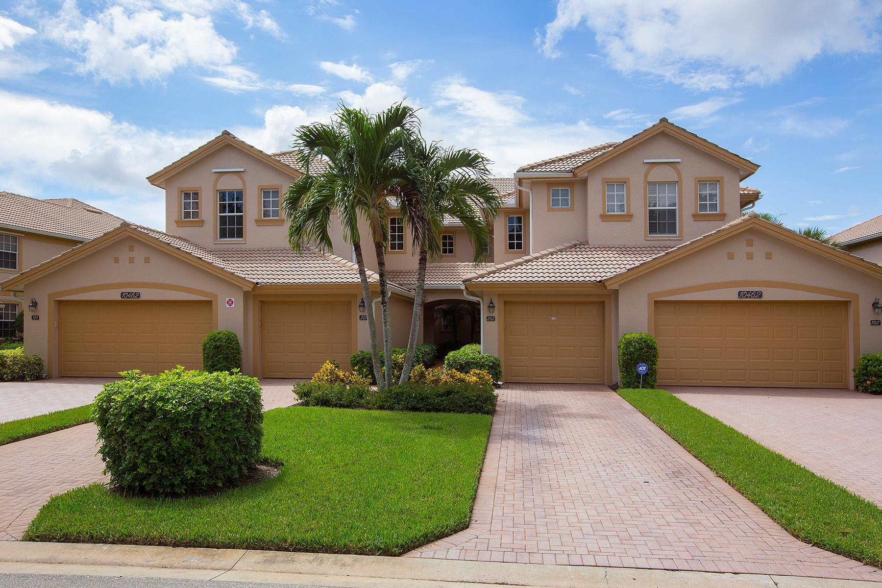 Condominium for Sale at OAK HAMMOCK 10462 Autumn Breeze Dr 202 Estero, Florida, 34135 United States