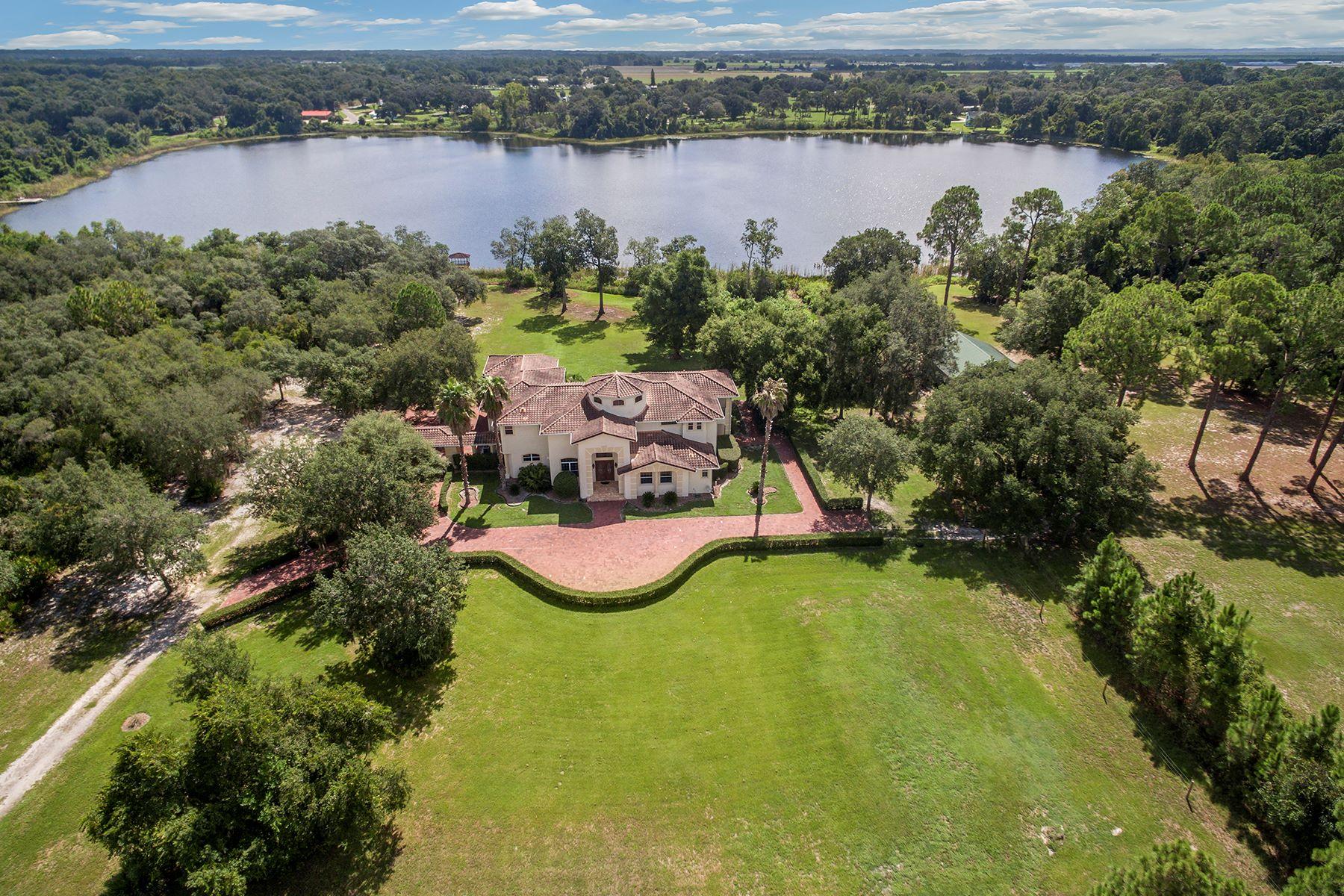 獨棟家庭住宅 為 出售 在 MOUNT DORA ORLANDO 27007 Lake Lena, Mount Dora, 佛羅里達州, 32757 美國