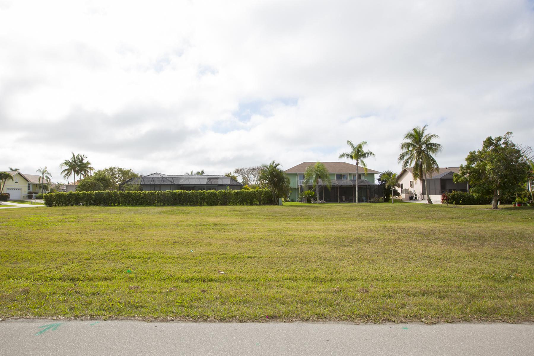 Земля для того Продажа на MARCO ISLAND 1030 Baltic Marco Island, Флорида, 34145 Соединенные Штаты