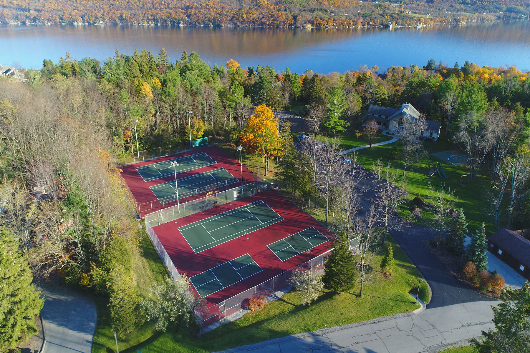 Additional photo for property listing at Bristol XIII 13B  Terrace Drive Canandaigua, New York 14424 United States