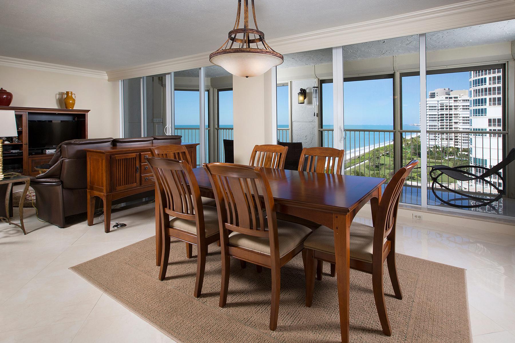 共管物業 為 出售 在 Park Shore - La Mer 4051 Gulf Shore Blvd N 1200 Naples, 佛羅里達州, 34103 美國