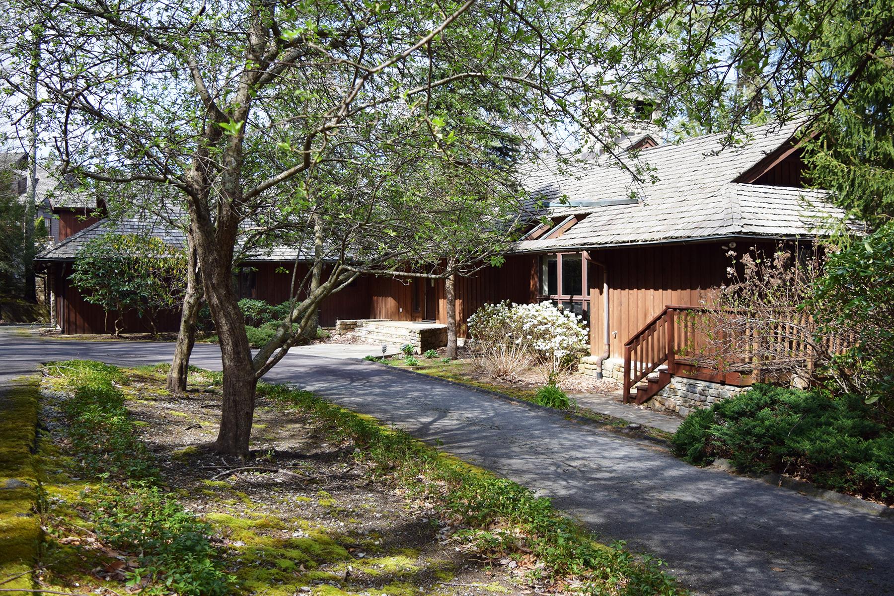 단독 가정 주택 용 매매 에 LINVILLE - GRANDFATHER GOLF AND COUNTRY CLUB 110 Mountain View Linville, 노스캐놀라이나, 28646 미국