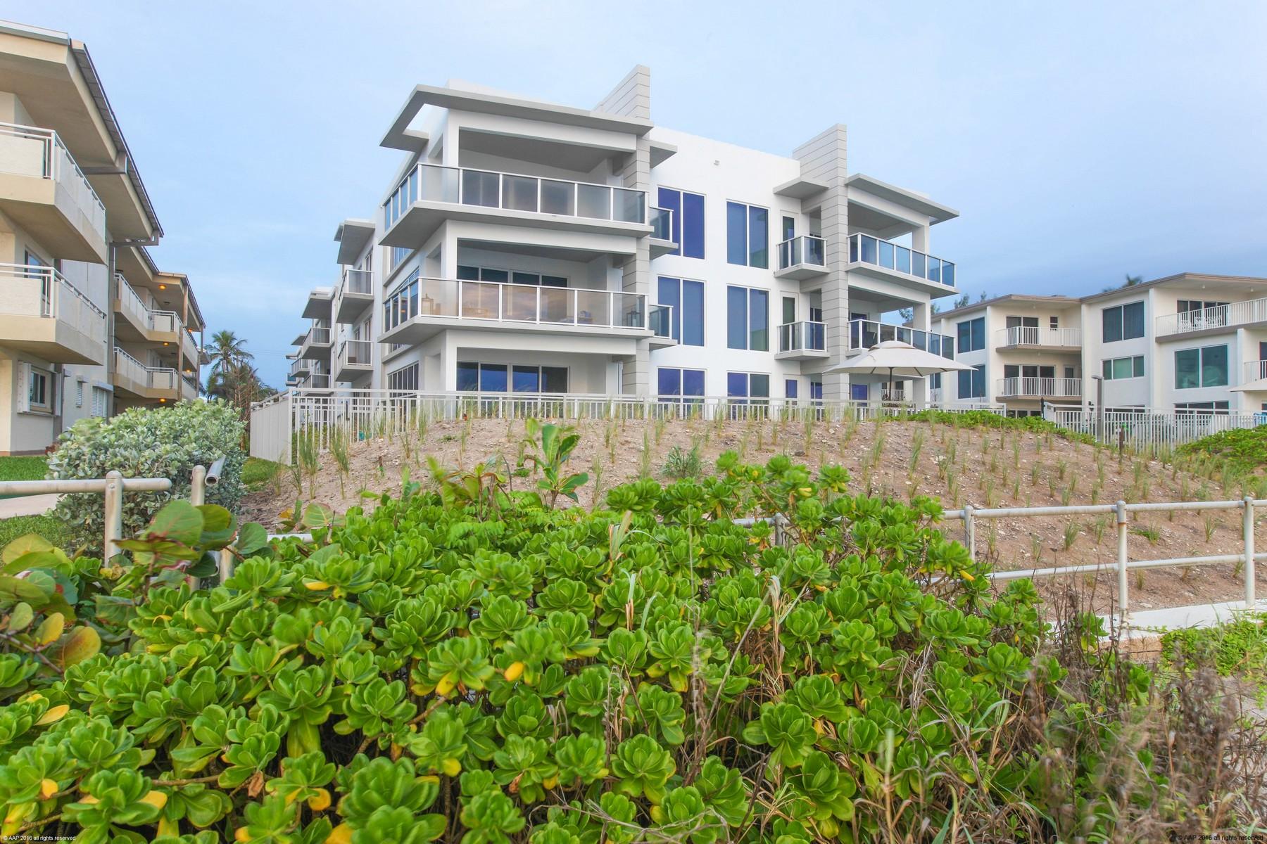 Copropriété pour l Vente à 1200 Hillsboro Mile , 1204, Hillsboro Beach, FL 33 1200 Hillsboro Mile 1204 Hillsboro Beach, Florida, 33062 États-Unis