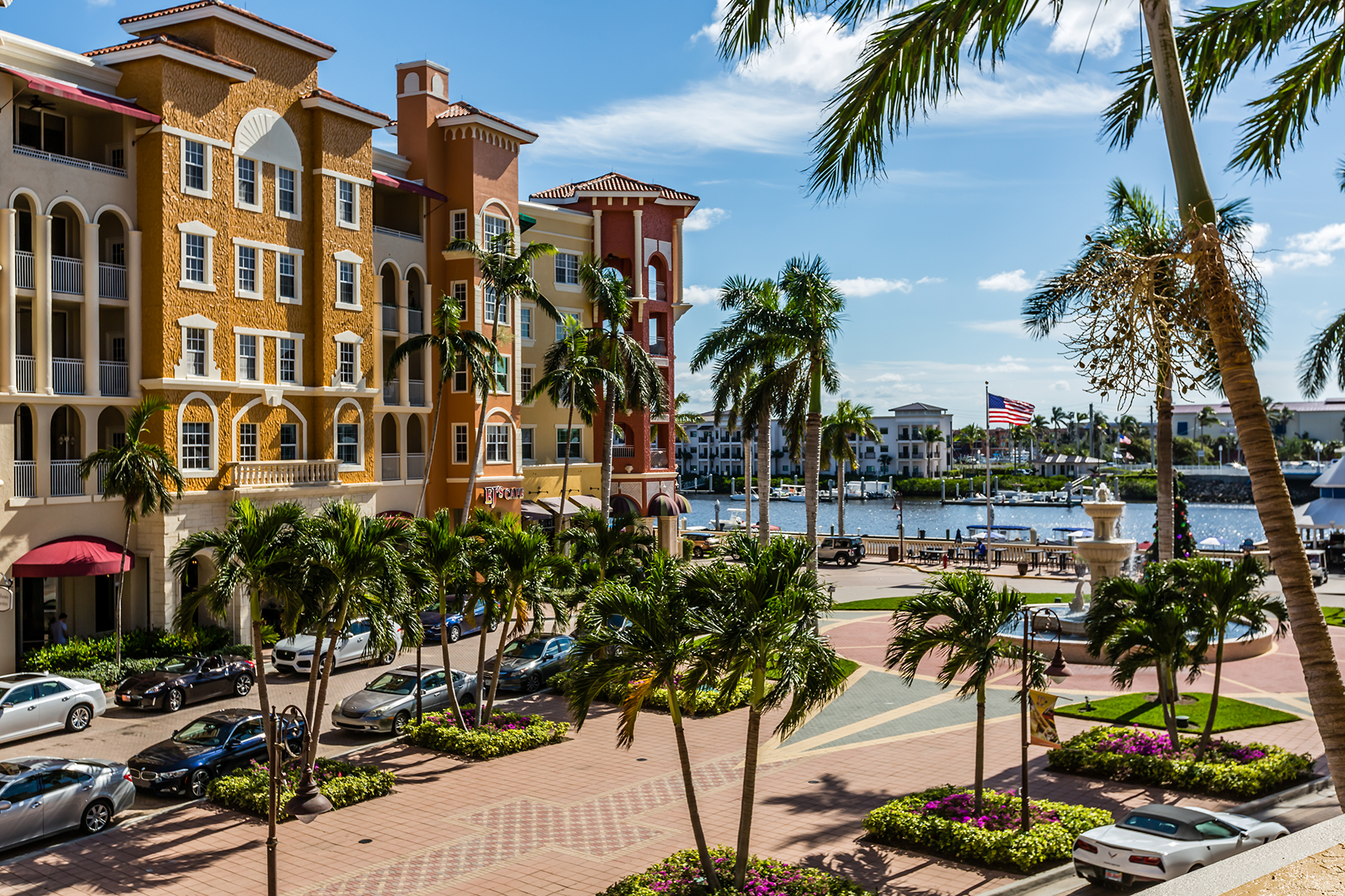 Condominium for Sale at BAYFRONT 450 Bayfront Pl 4202, Old Naples, Naples, Florida, 34102 United States
