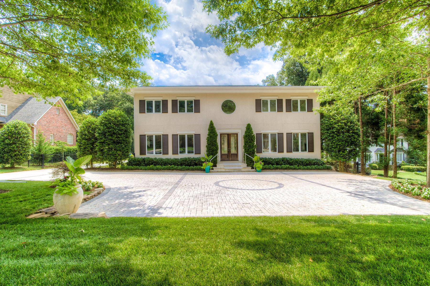 sales property at 1731 Shoreham Dr , Charlotte, NC 28211