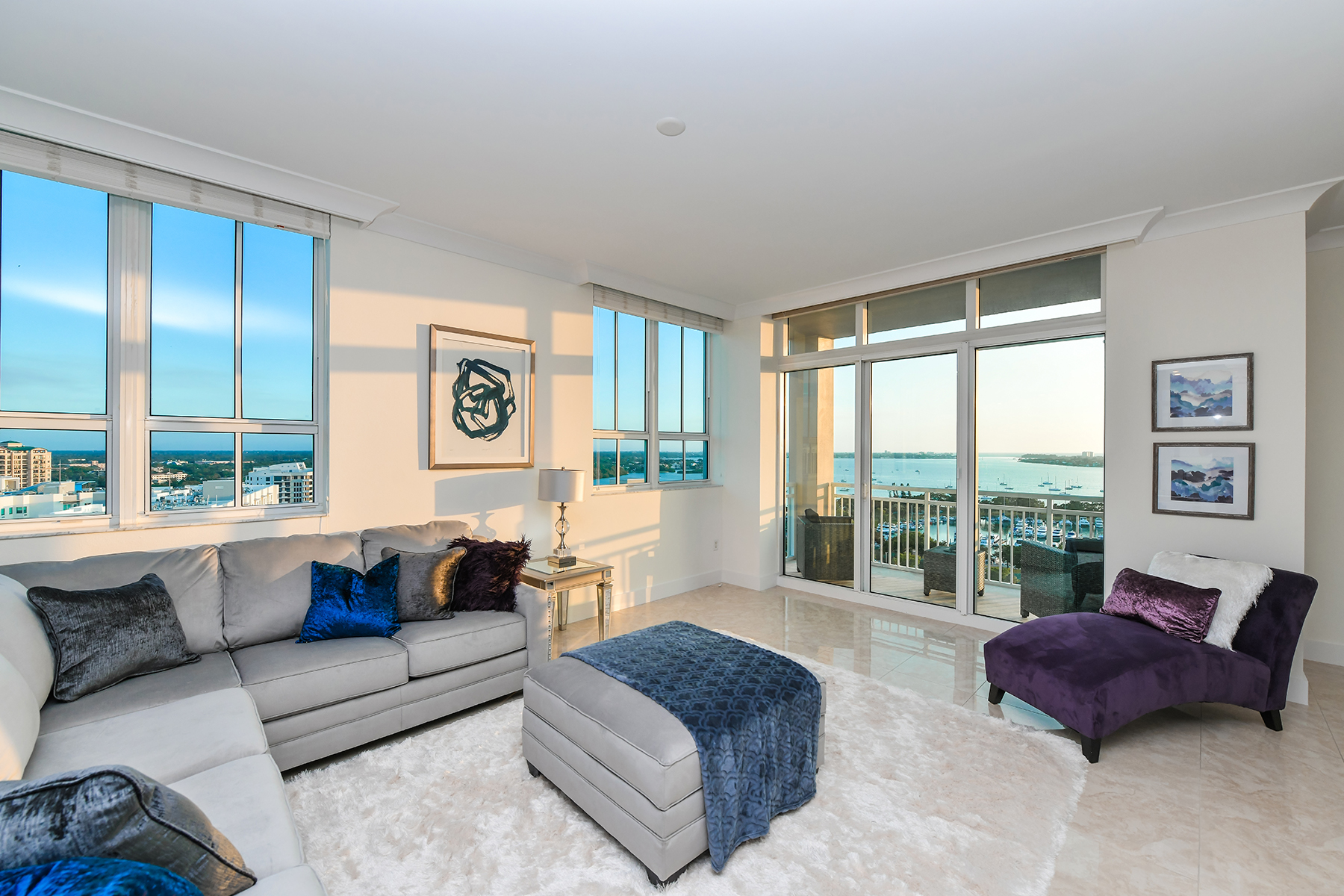 Additional photo for property listing at 1350 MAIN RESIDENTIAL 1350  Main St 1606,  Sarasota, Florida 34236 United States