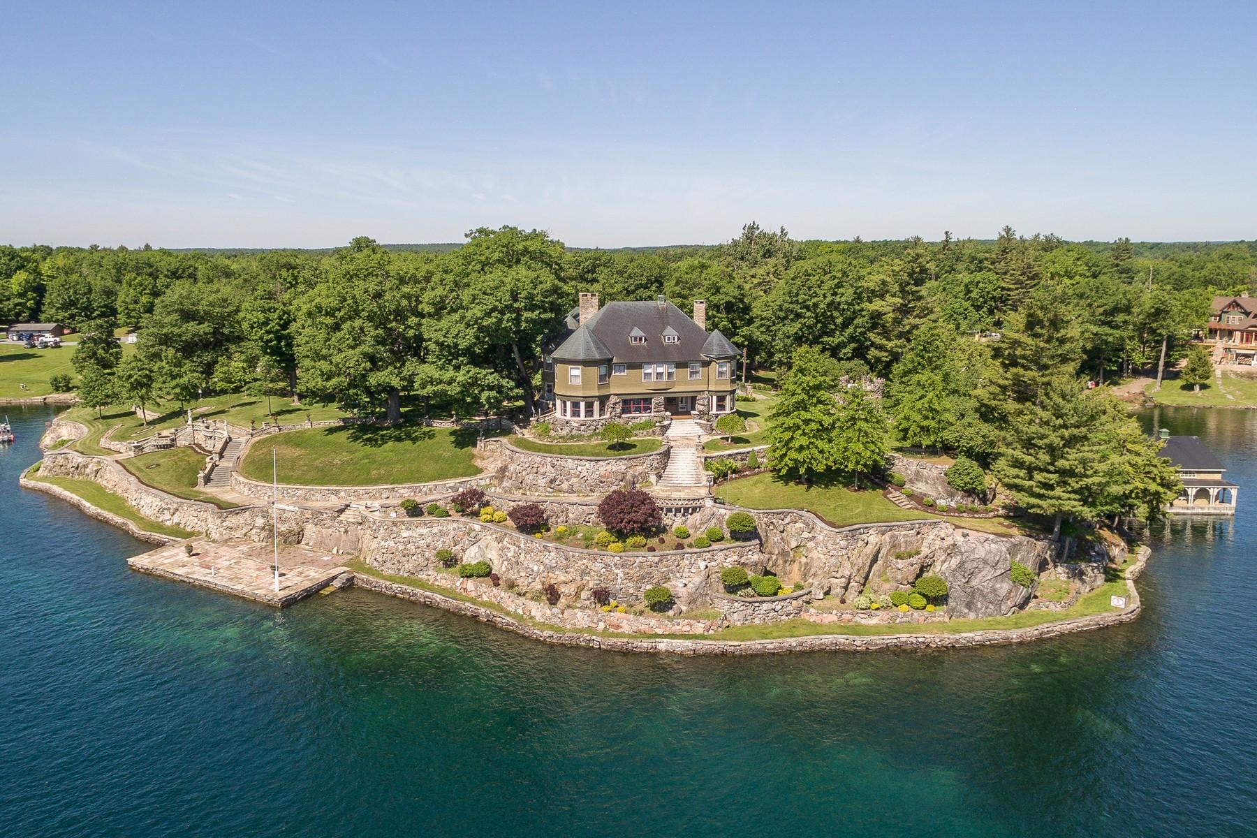 Additional photo for property listing at Hopewell Hall 45833  Landon Rd Alexandria Bay, Нью-Йорк 13640 Соединенные Штаты