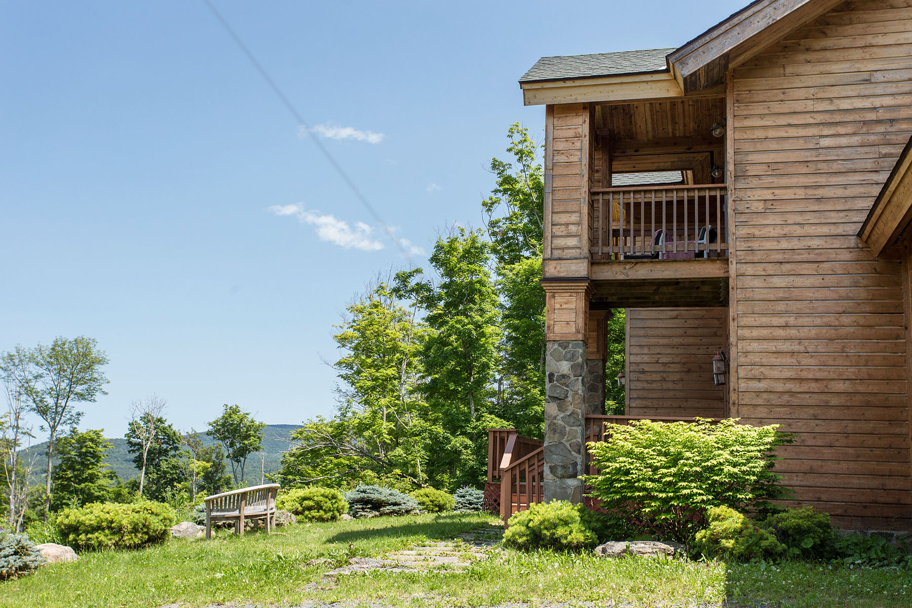Additional photo for property listing at Executive Chalet with View of the Catskills 53  Jacobs La Hunter, New York 12442 United States