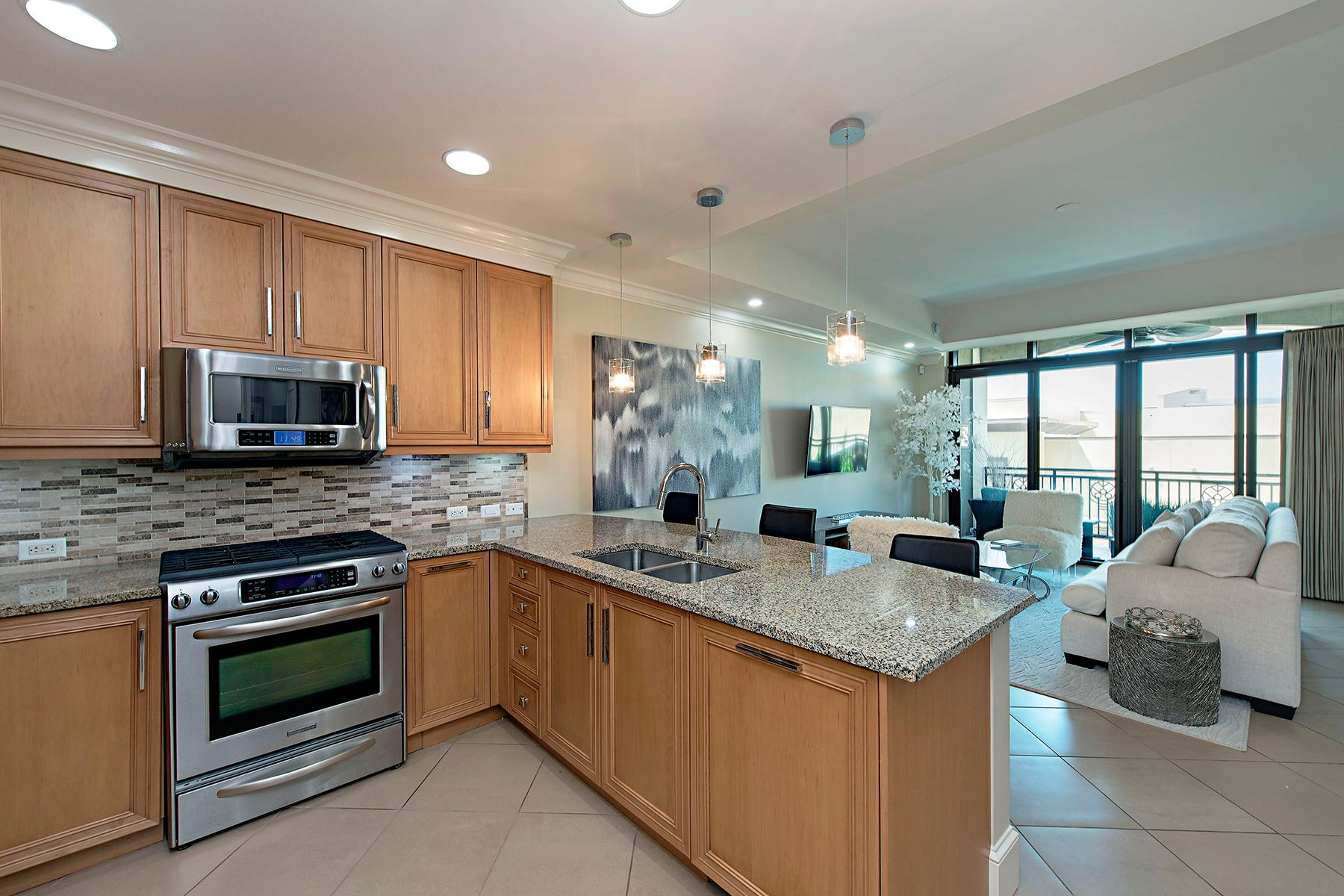 Condominium for Sale at Mercato 9123 Strada Pl 7508 Naples, Florida, 34108 United States