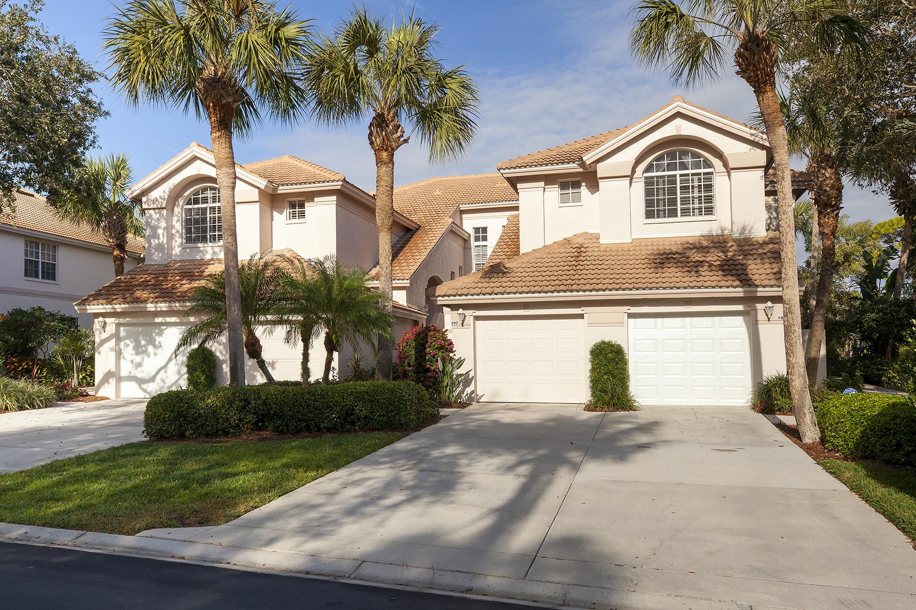 Condominium for Sale at BONITA BAY - HARBOR LANDING 4521 Riverwatch Dr 202, Bonita Springs, Florida 34134 United States