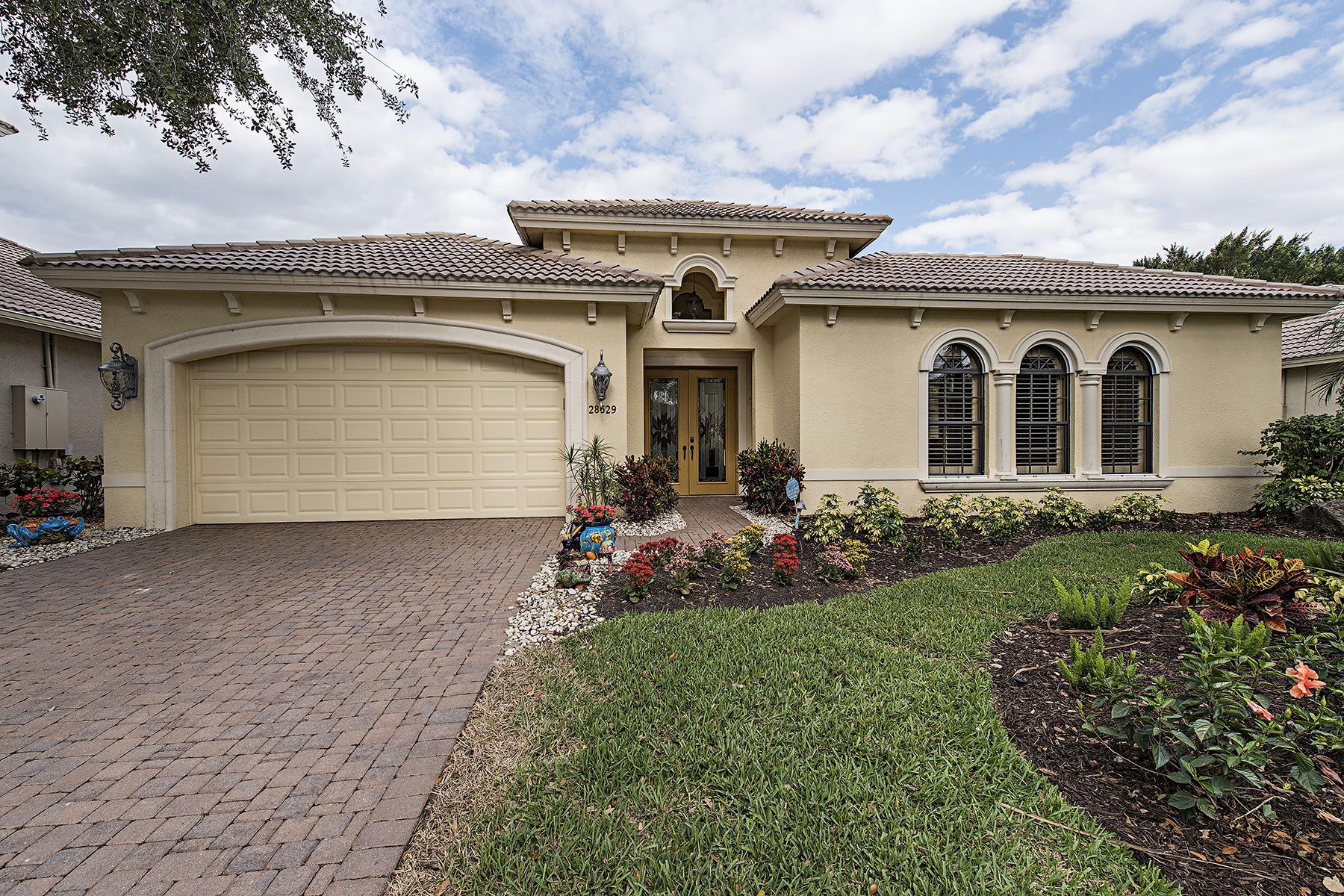 独户住宅 为 销售 在 PALMIRA GOLF AND COUNTRY CLUB - VILLA TUSCANY 28529 Azzili Way 博尼塔温泉, 佛罗里达州, 34135 美国